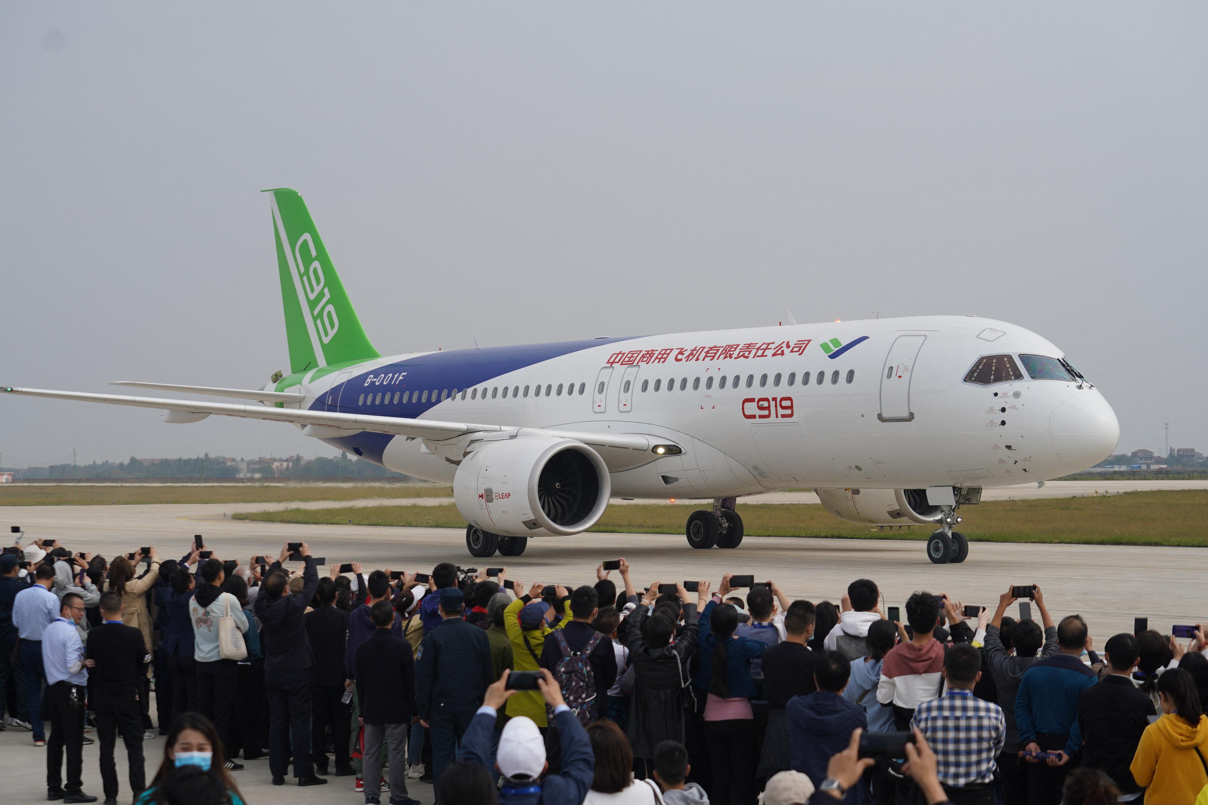 Peking nekimegy a Boeing és az Airbus uralmának