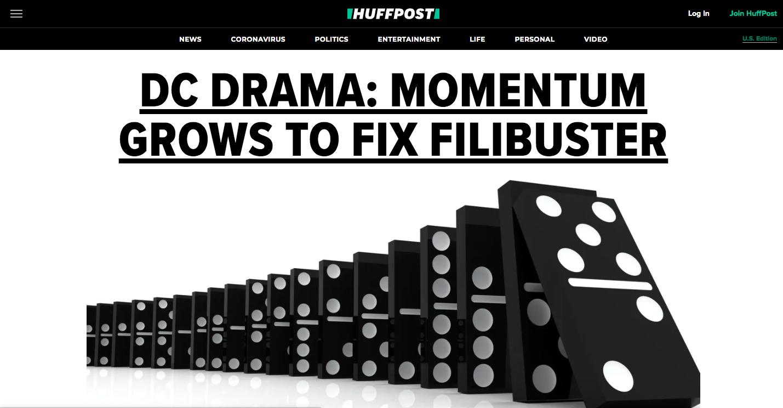 Úgy rúgták ki a Huffington Post 47 újságíróját, mint valami gonosz vígjátékban