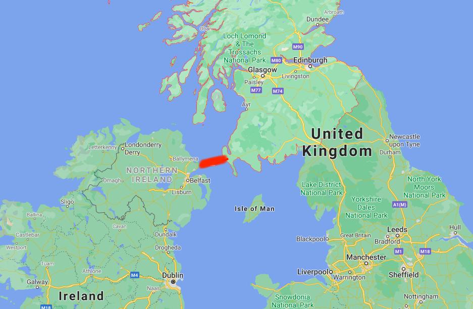 Megvizsgálják, érdemes-e hidat vagy alagutat építeni Észak-Írország és Skócia közé
