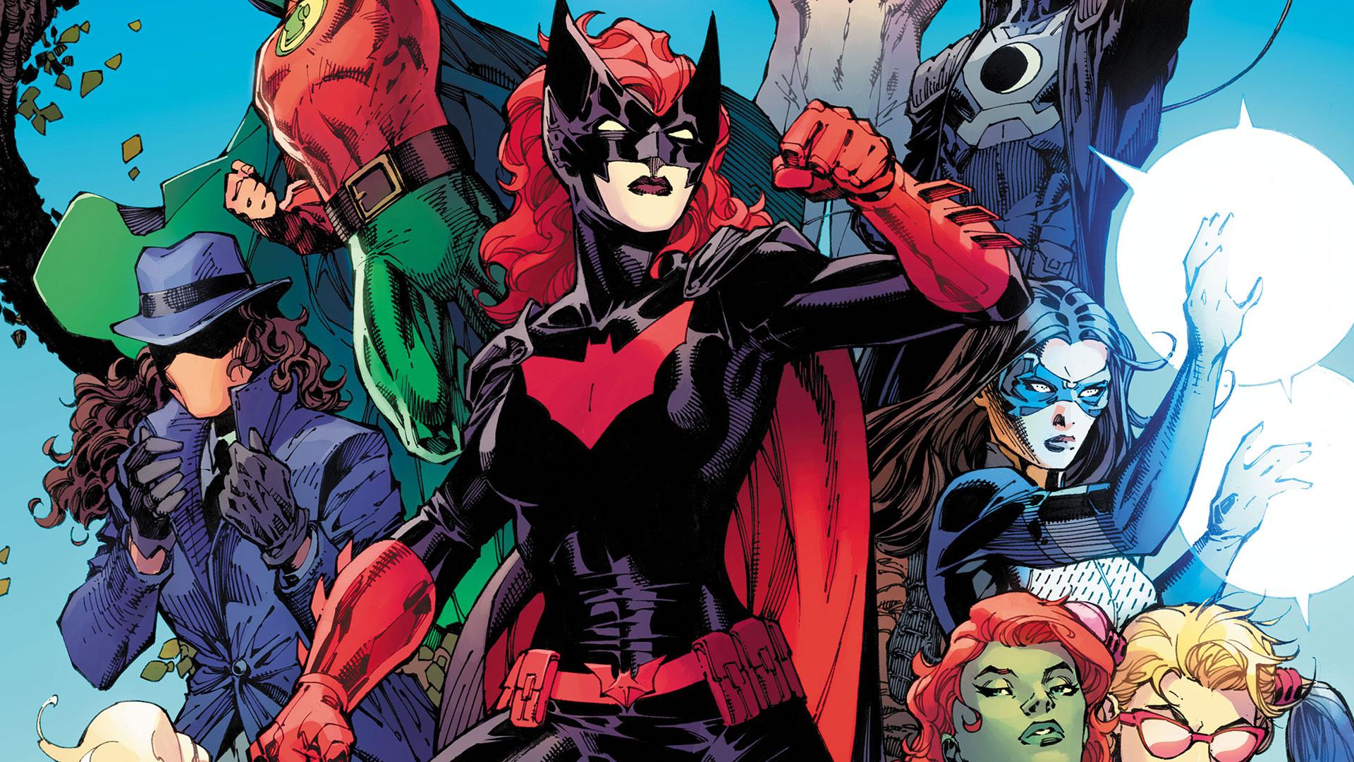 A DC Comics külön LMBTQ antológiával és új képregénnyel készül a Pride hónapra