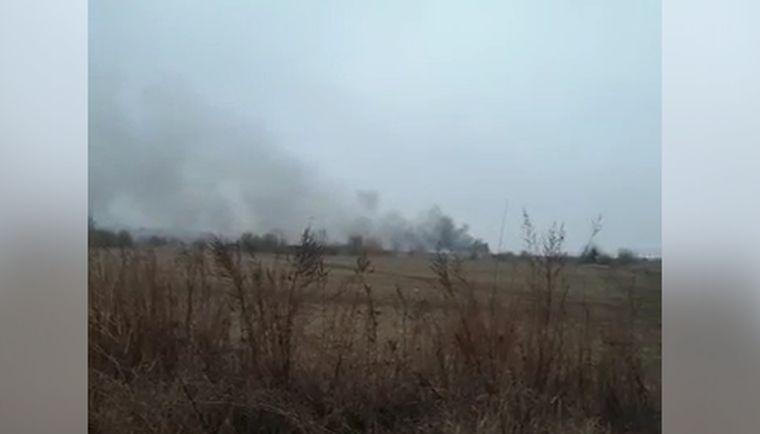Lezuhant egy An-26-os katonai szállítógép a kazahsztáni Almati közelében