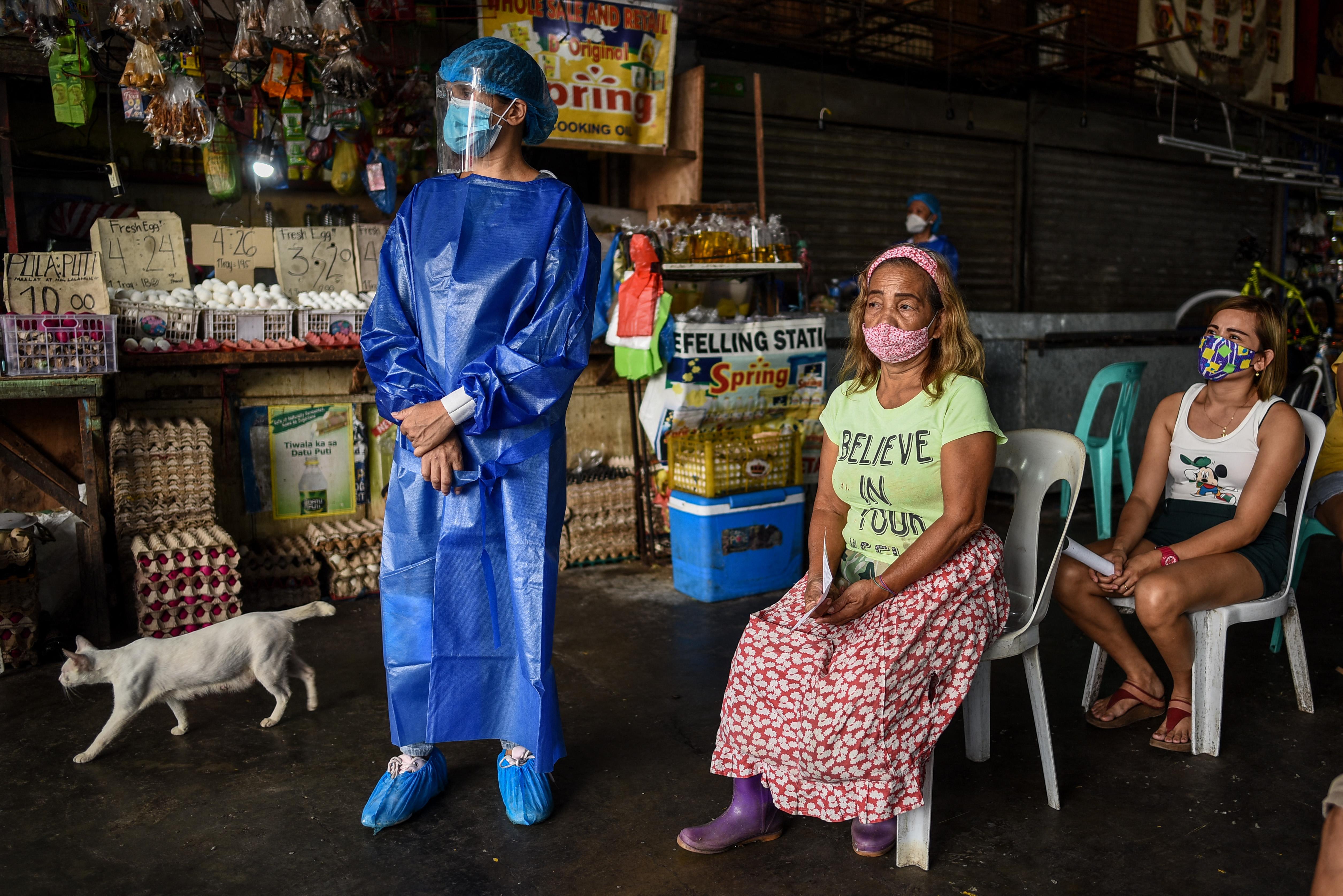 Új vírusvariánst találtak a Fülöp-szigeteken