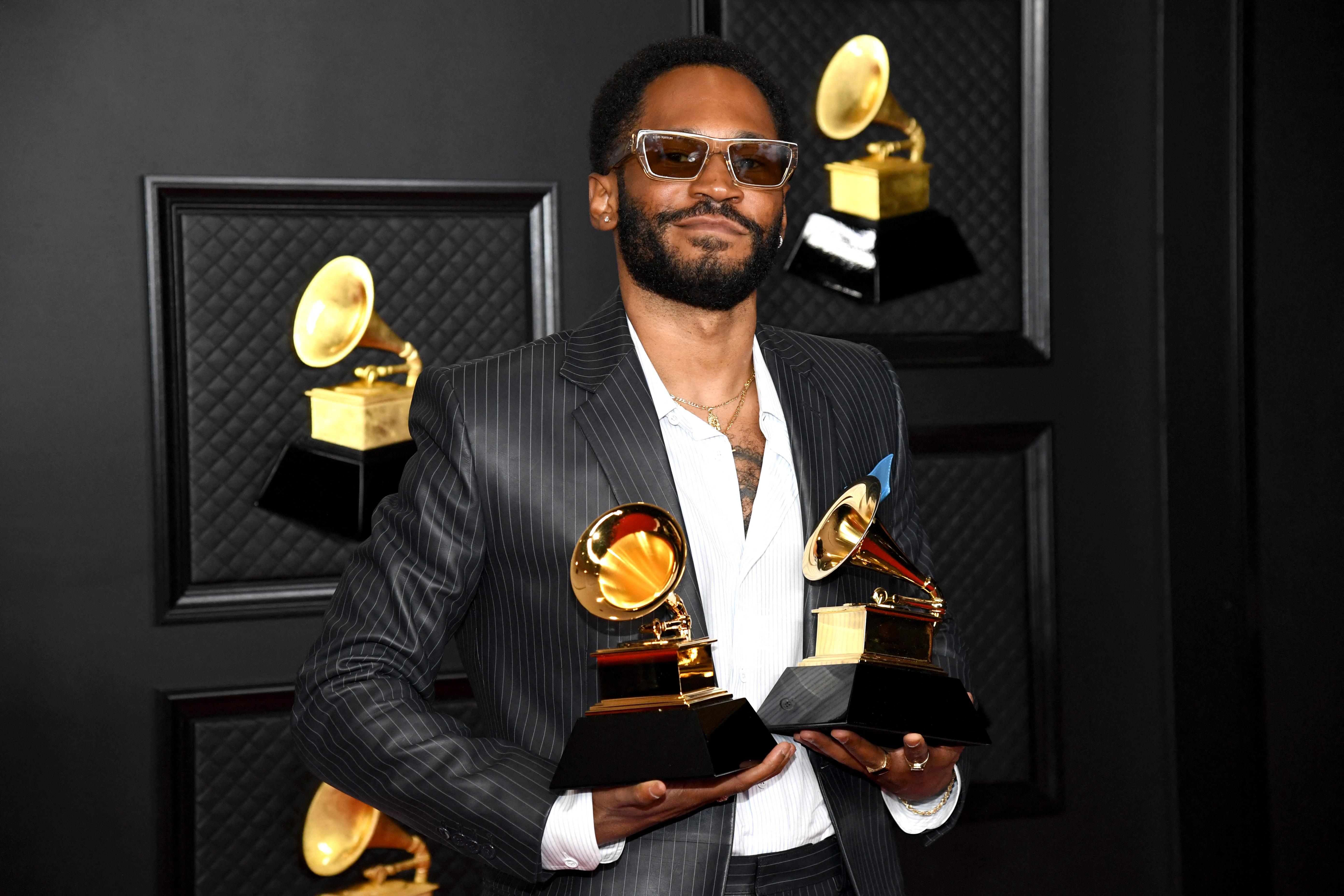Kaytranada az első fekete előadó, aki megkapta a legjobb dance albumért járó Grammy-díjat
