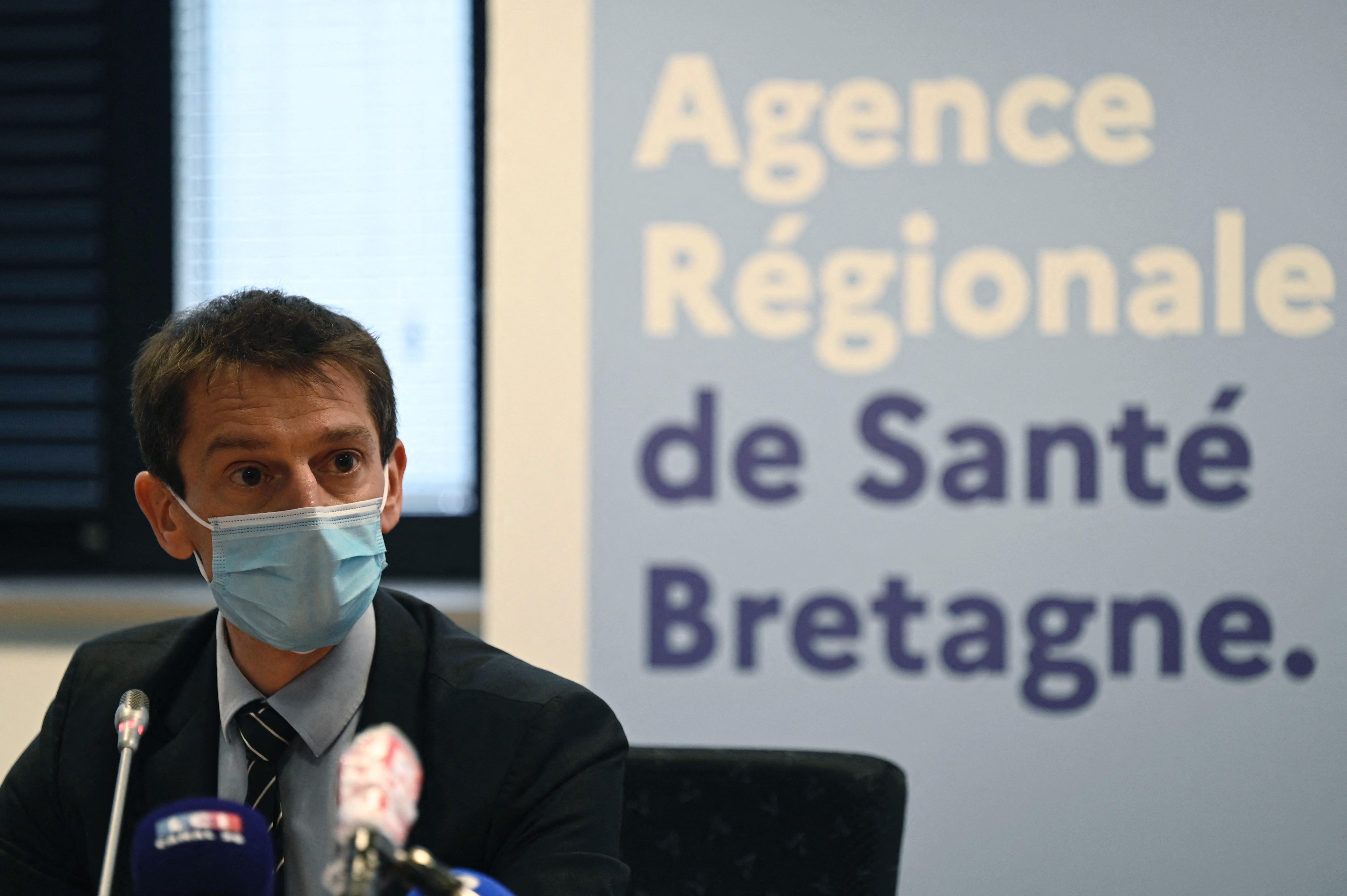 Új vírusvariáns jelent meg Franciaországban