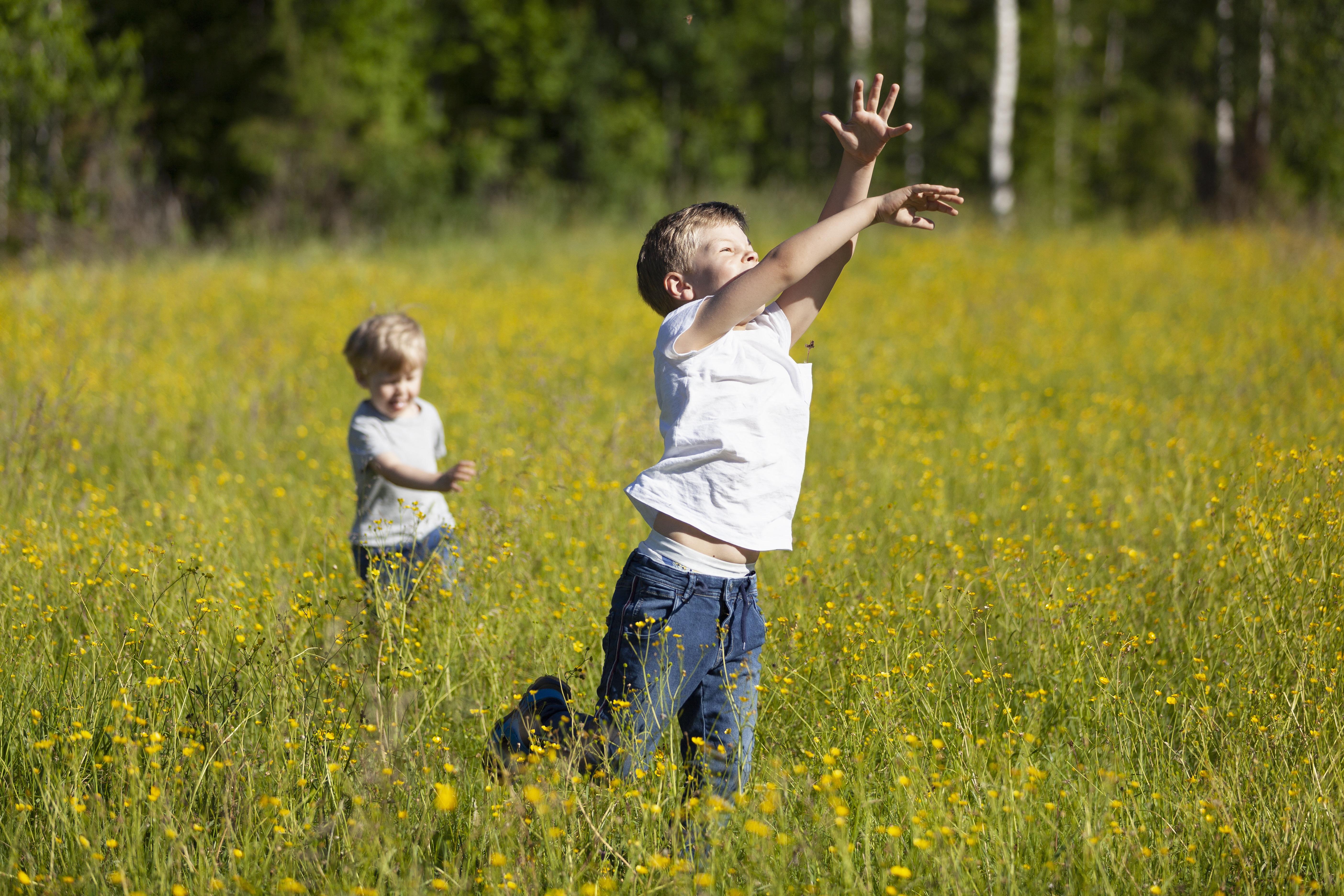 A járvány után különösen fontos lenne, hogy a gyerekek újra elkezdjenek a szabadban játszani
