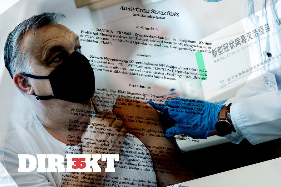 Csak egy bukdácsoló cége volt eddig annak az amatőr jéghoki-edzőnek, aki most feltűnt az 55 milliárdos kínai vakcinaüzlet mögött