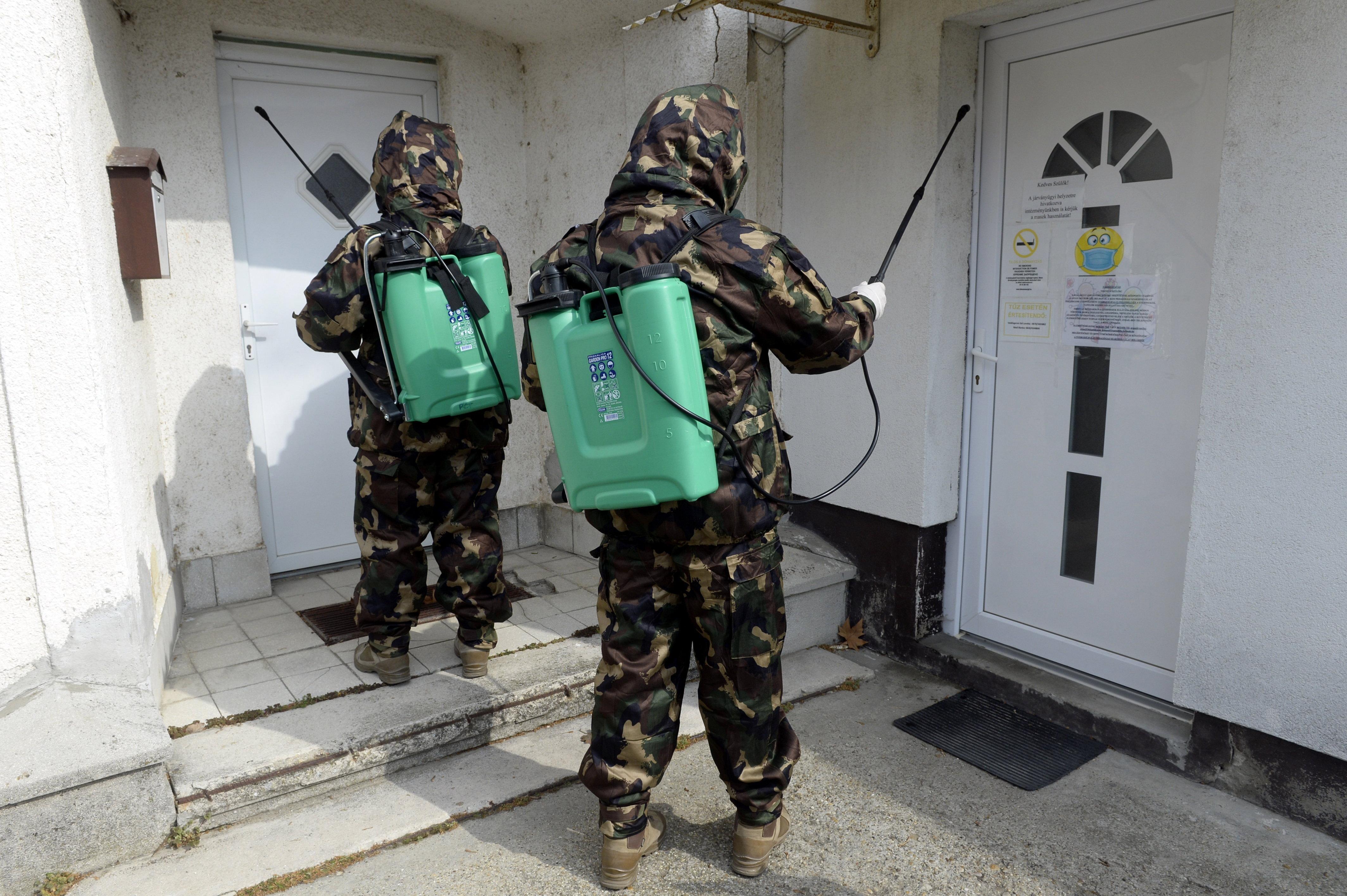 Komárom-Esztergomban valamiért romlik a vírushelyzet