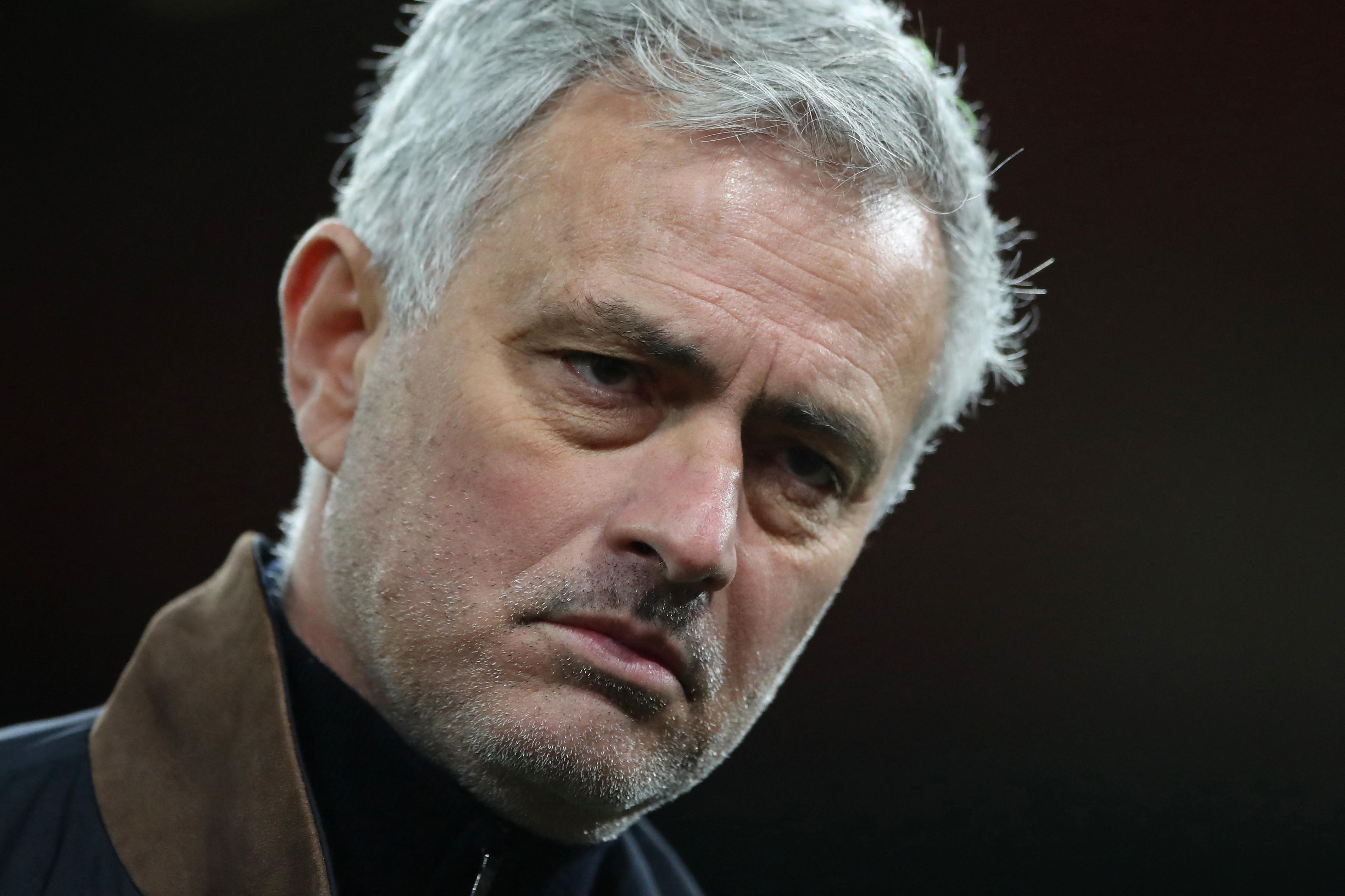 Mourinho: Még a szomorúságnál is többet érzek