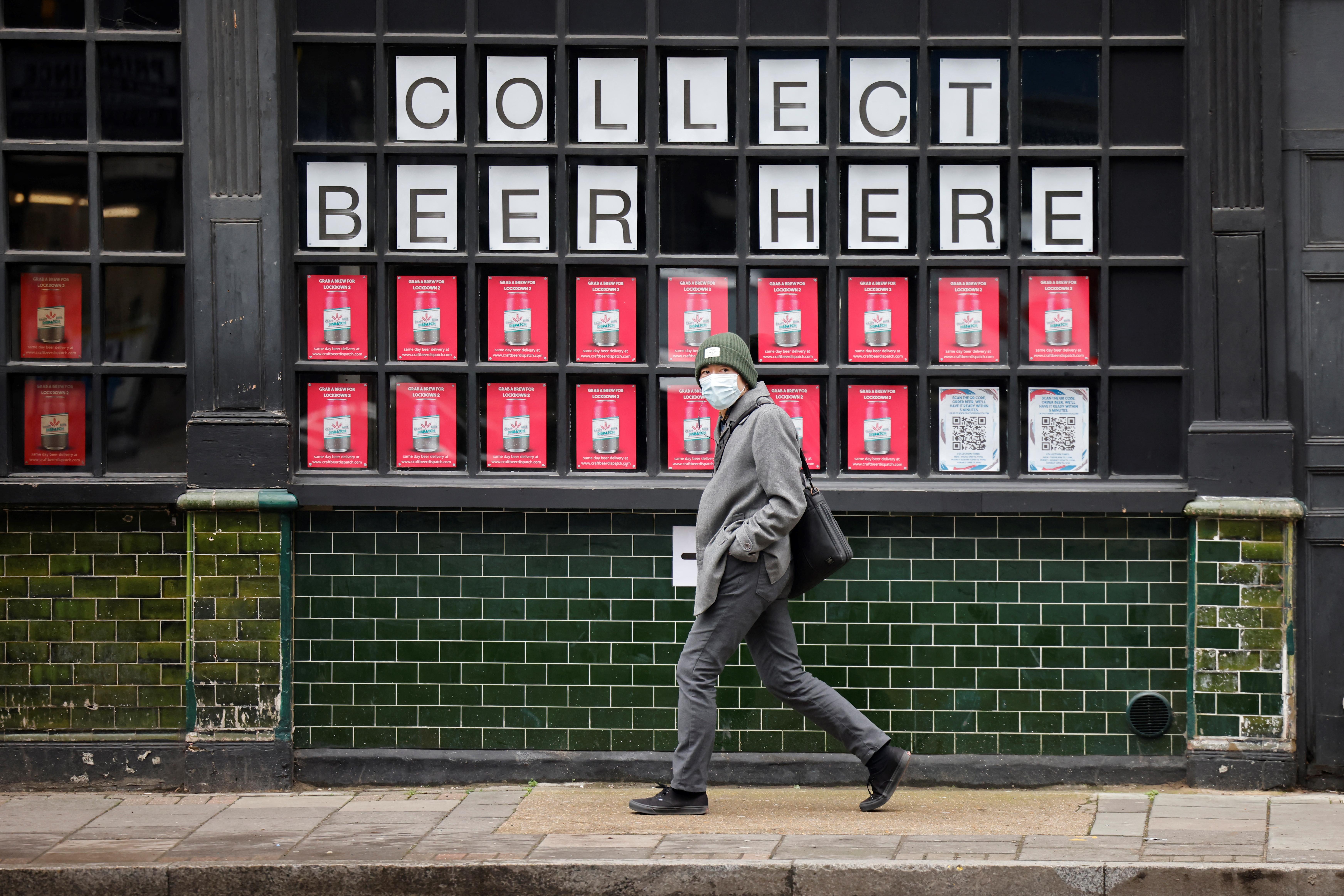Legalább 2000 brit kocsma csődölt be a járvány miatt