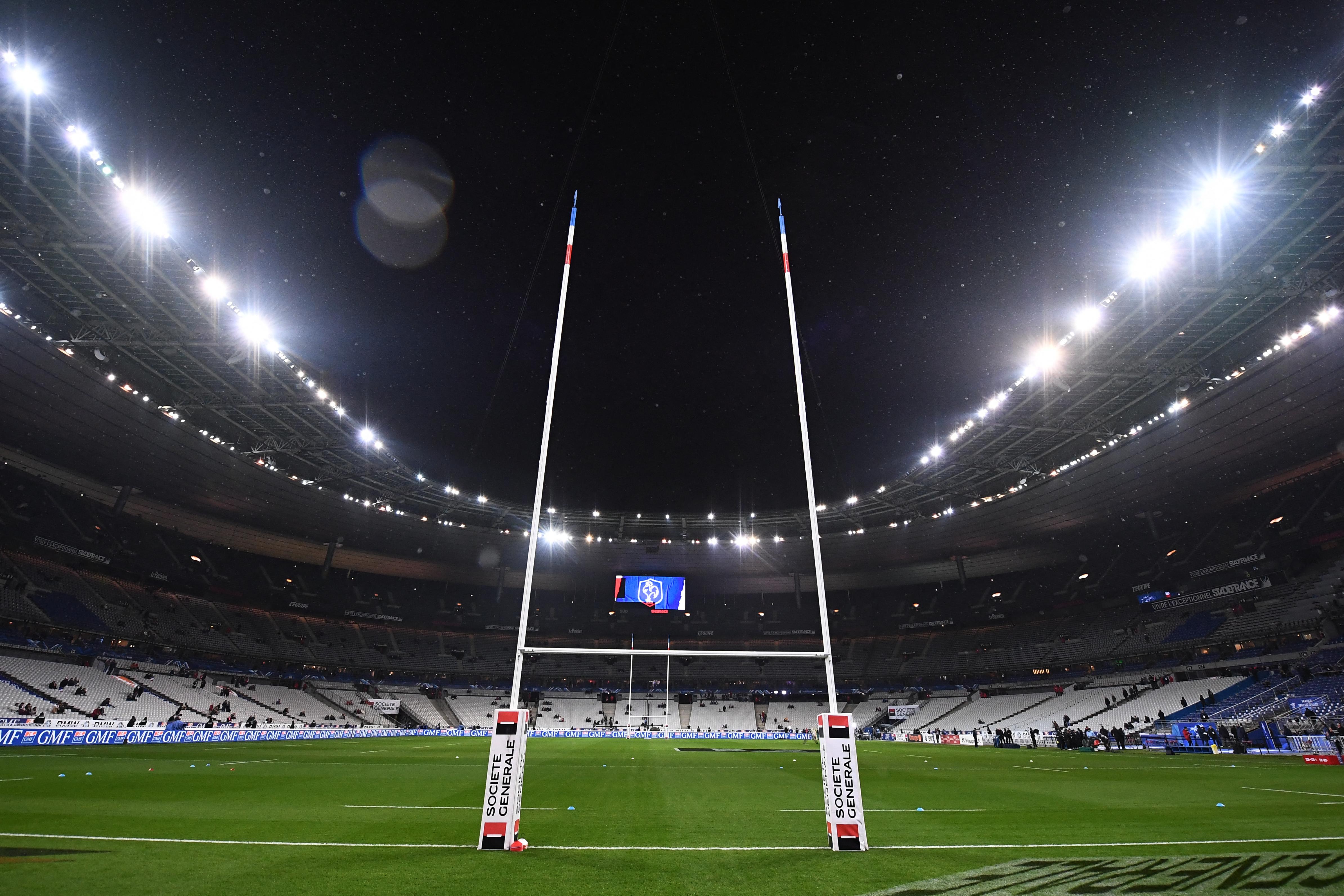 Áprilistól oltópontként működik Franciaország nemzeti stadionja