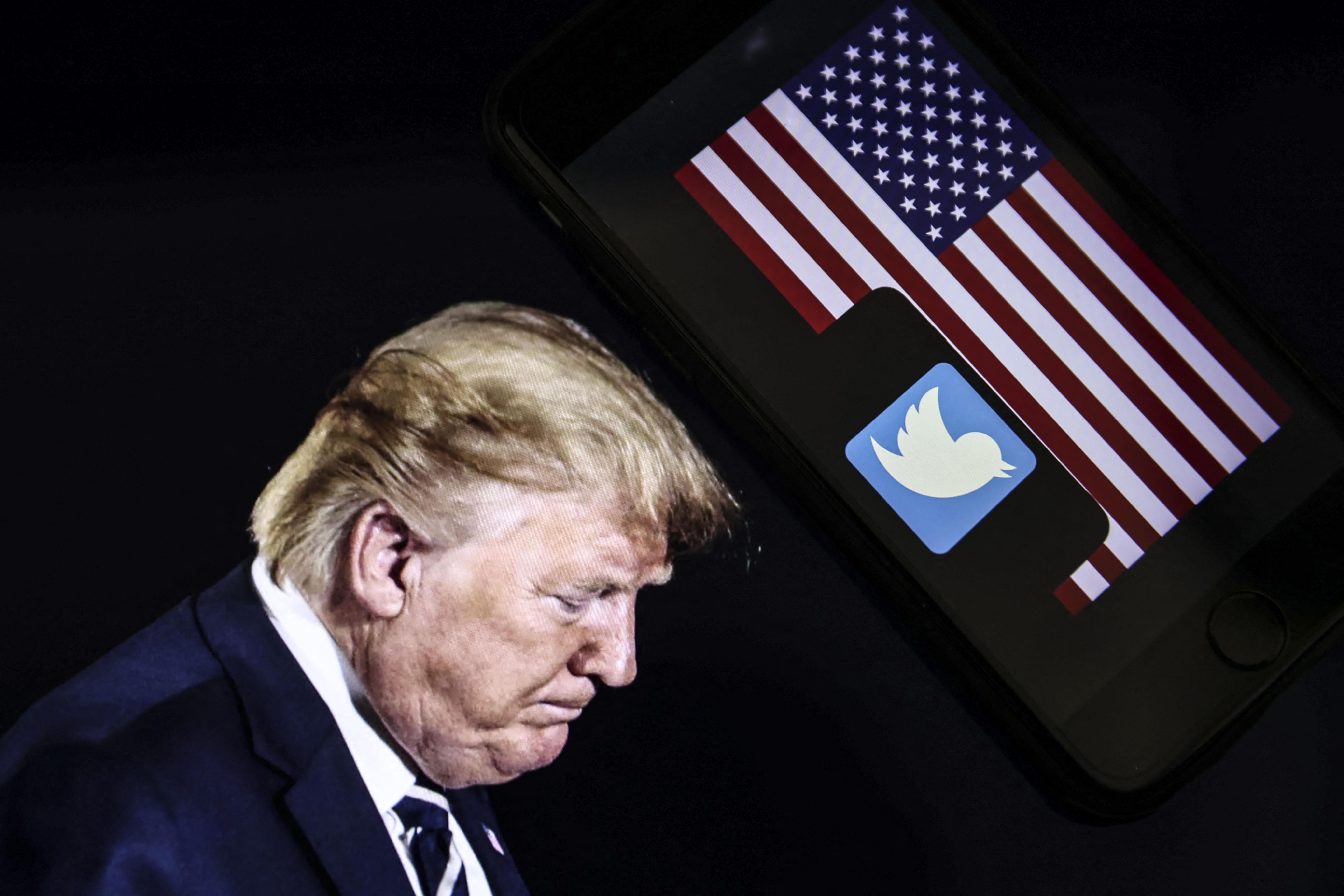 Trump saját közösségi oldallal térne vissza