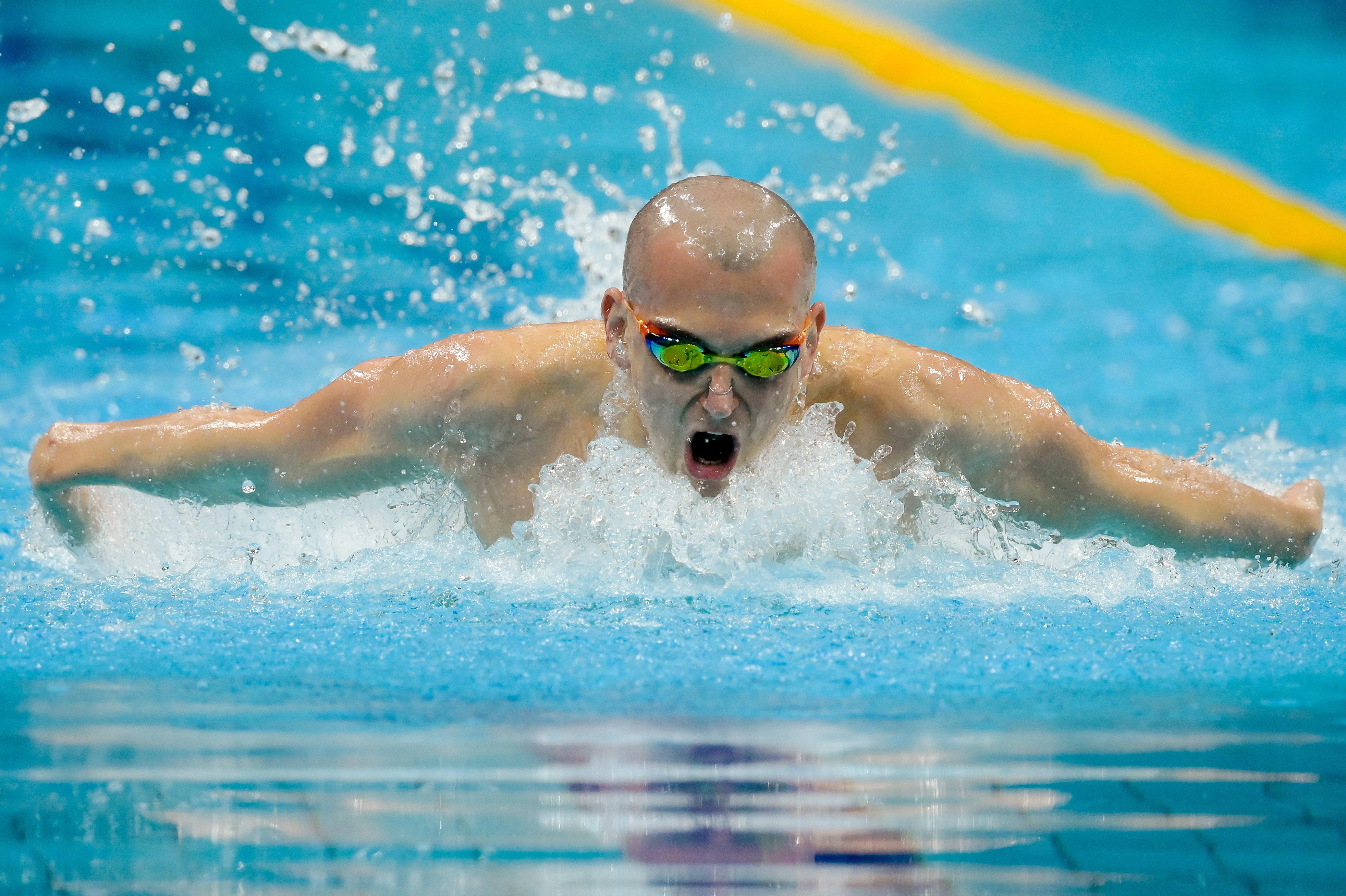 Cseh László olimpiai döntős 200 méteres vegyesúszásban