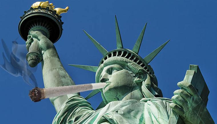New York államban is legalizálják a füvet