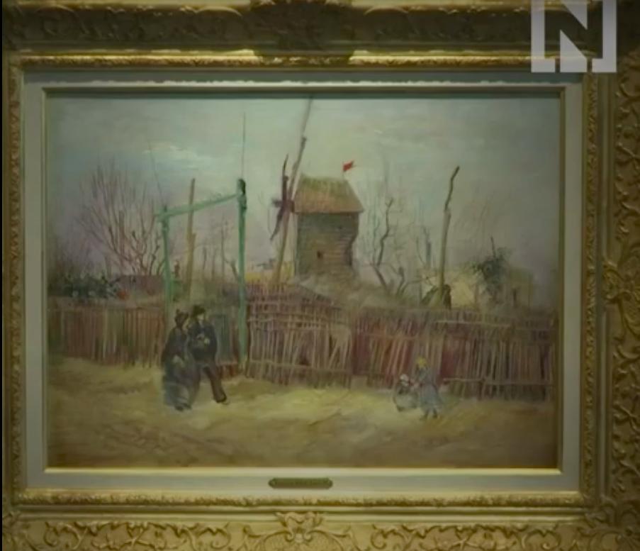14 millió euróért kelt az egyik utolsó magántulajdonú Van Gogh-festmény