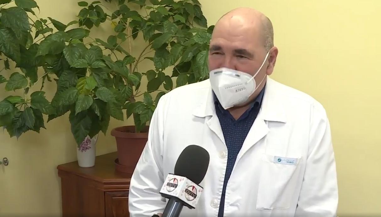 A kórházfőigazgatóság szerint nincsenek bergamói állapotok az ózdi kórházban