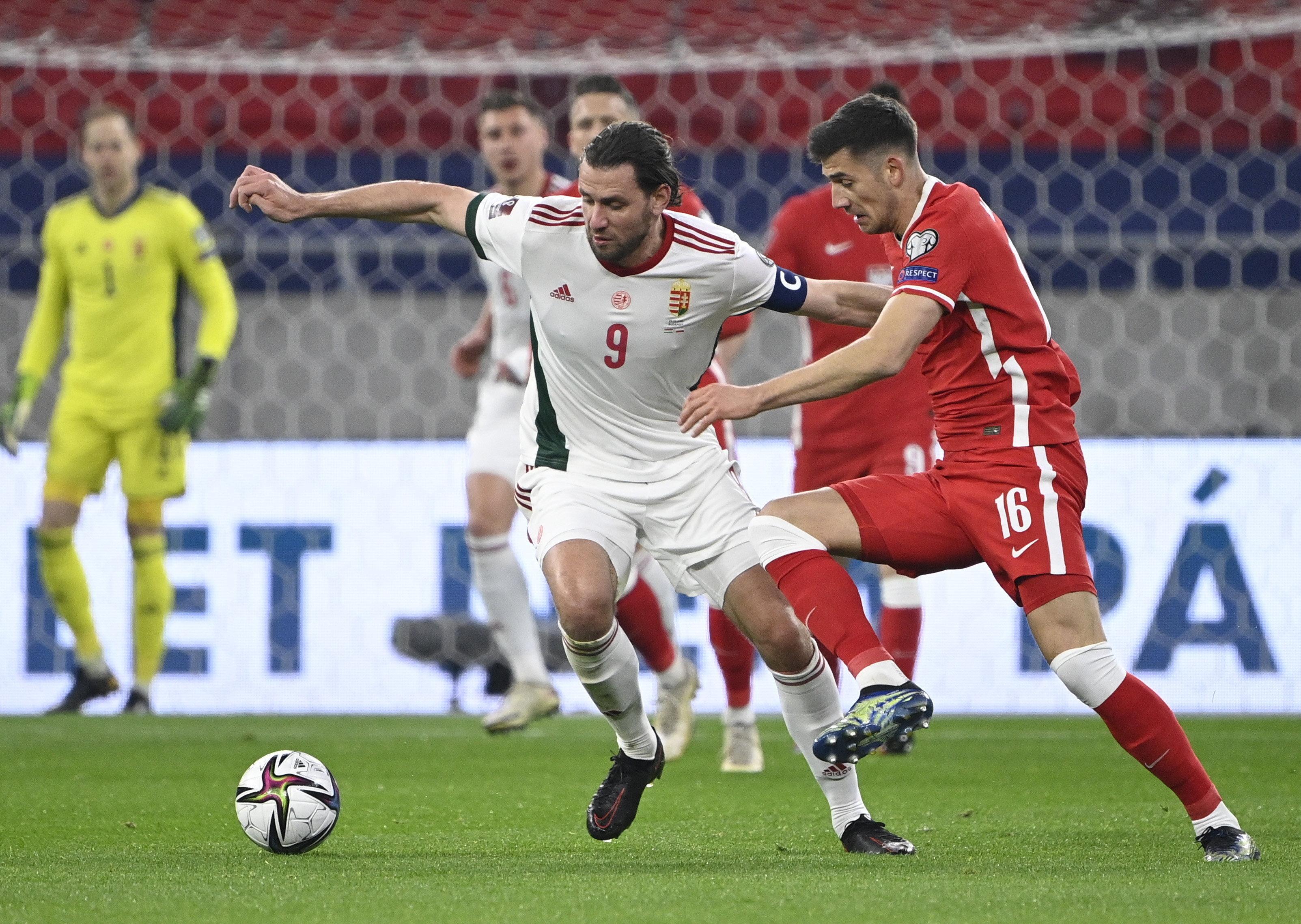 Nagy izgalmak után Magyarország- Lengyelország 3:3