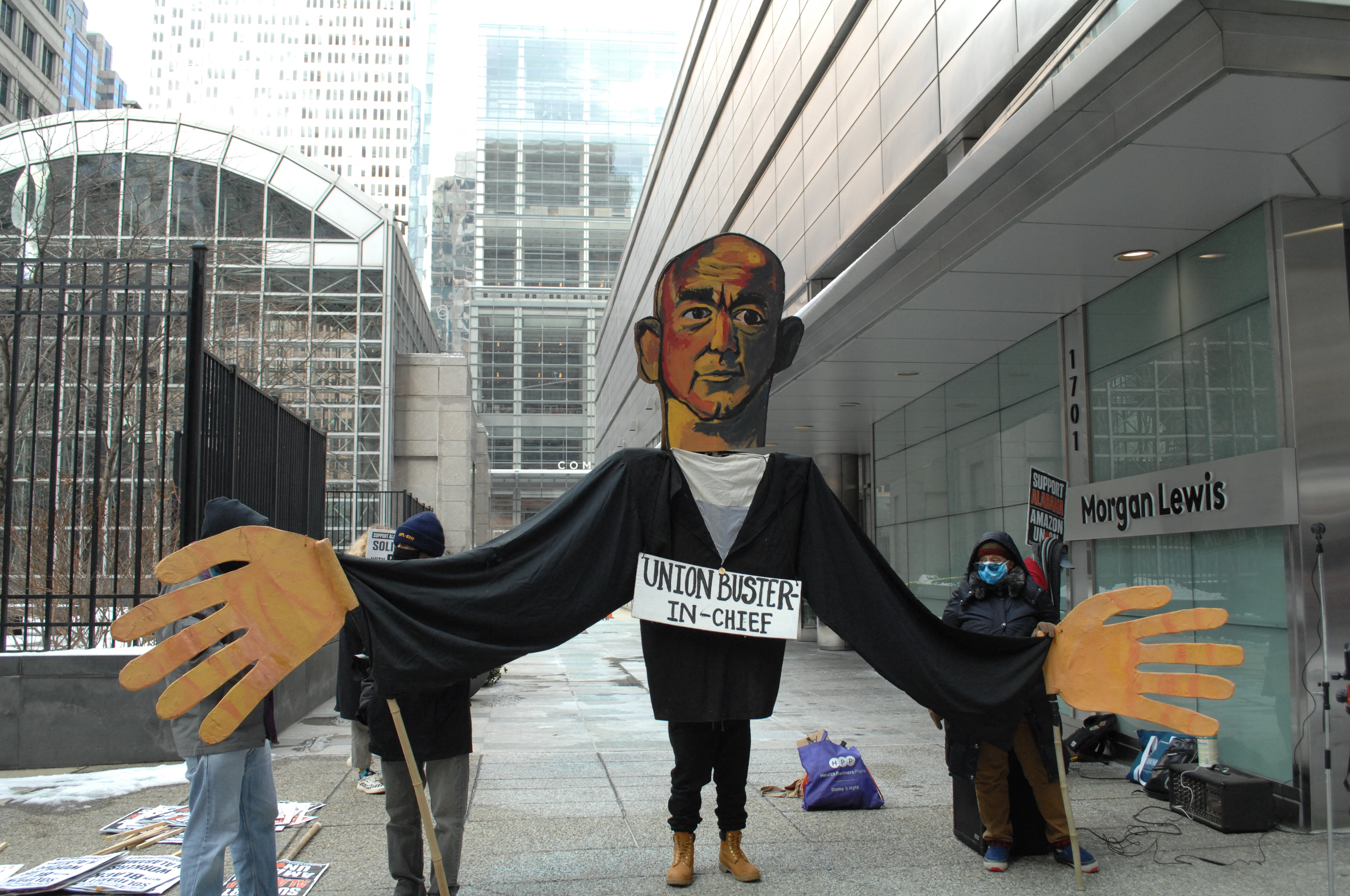 Az Amazon és a szakszervezeti mozgalom jövője is eldőlhet egy alabamai raktárban