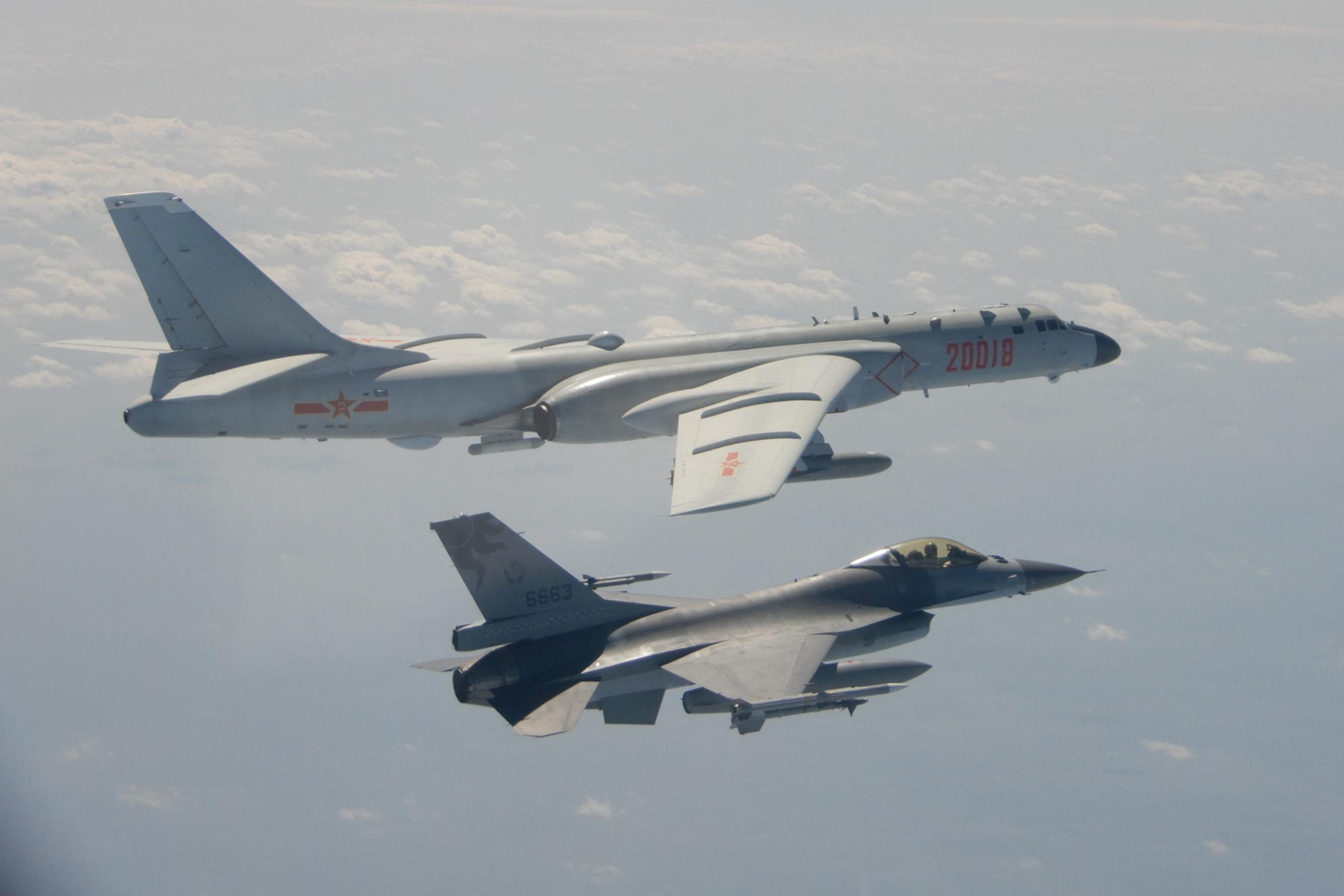 A tajvani védelmi minisztérium jelentése szerint Kína képes lenne megbénítani az ország védelmi rendszerét