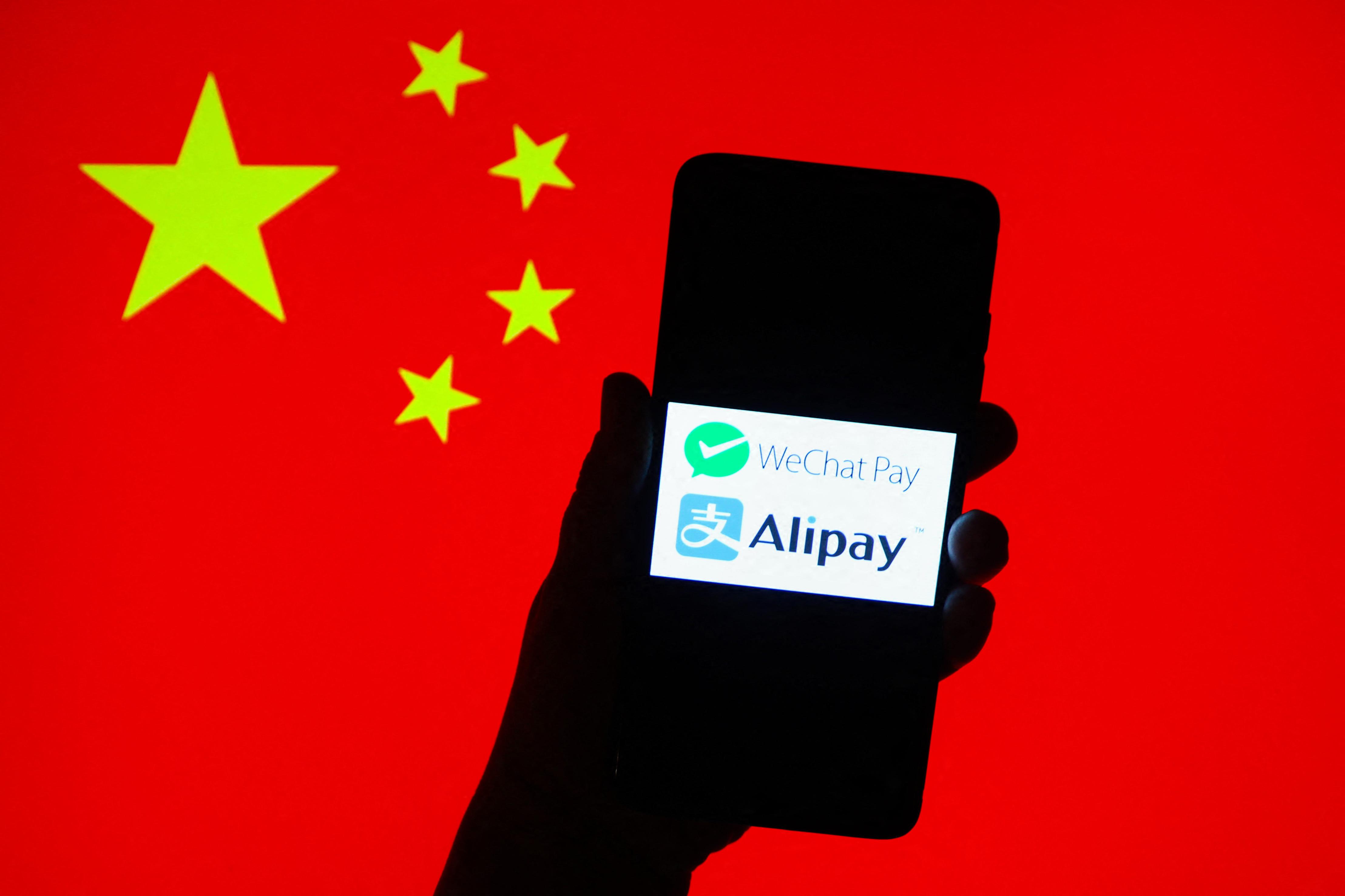 """Azért is fejleszt digitális jüant a kínai jegybank, hogy tudjanak lépni, ha """"történne valami"""" a nagy techcégek pénzügyi szolgáltatásaival"""