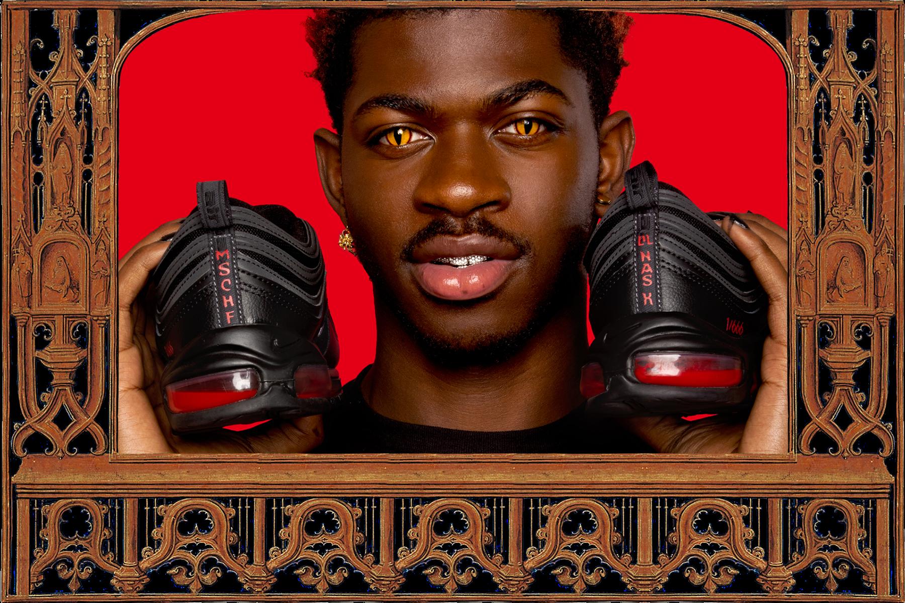 A Nike elhatárolódik Lil Nas X sátáncipőjétől