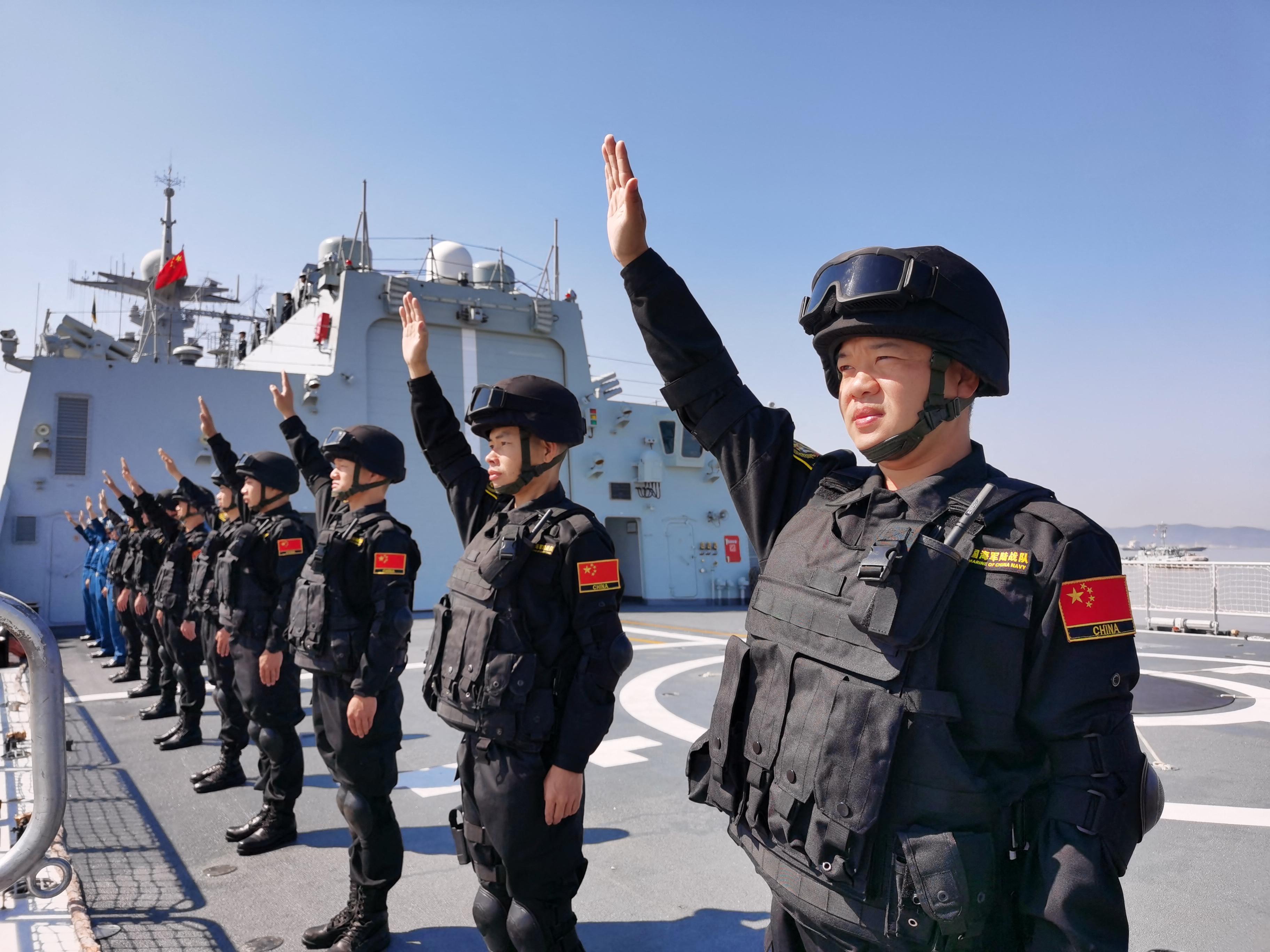 Az Egyesült Államok szerint félő, hogy a kínai kormány Tajvan elfoglalásán gondolkodik