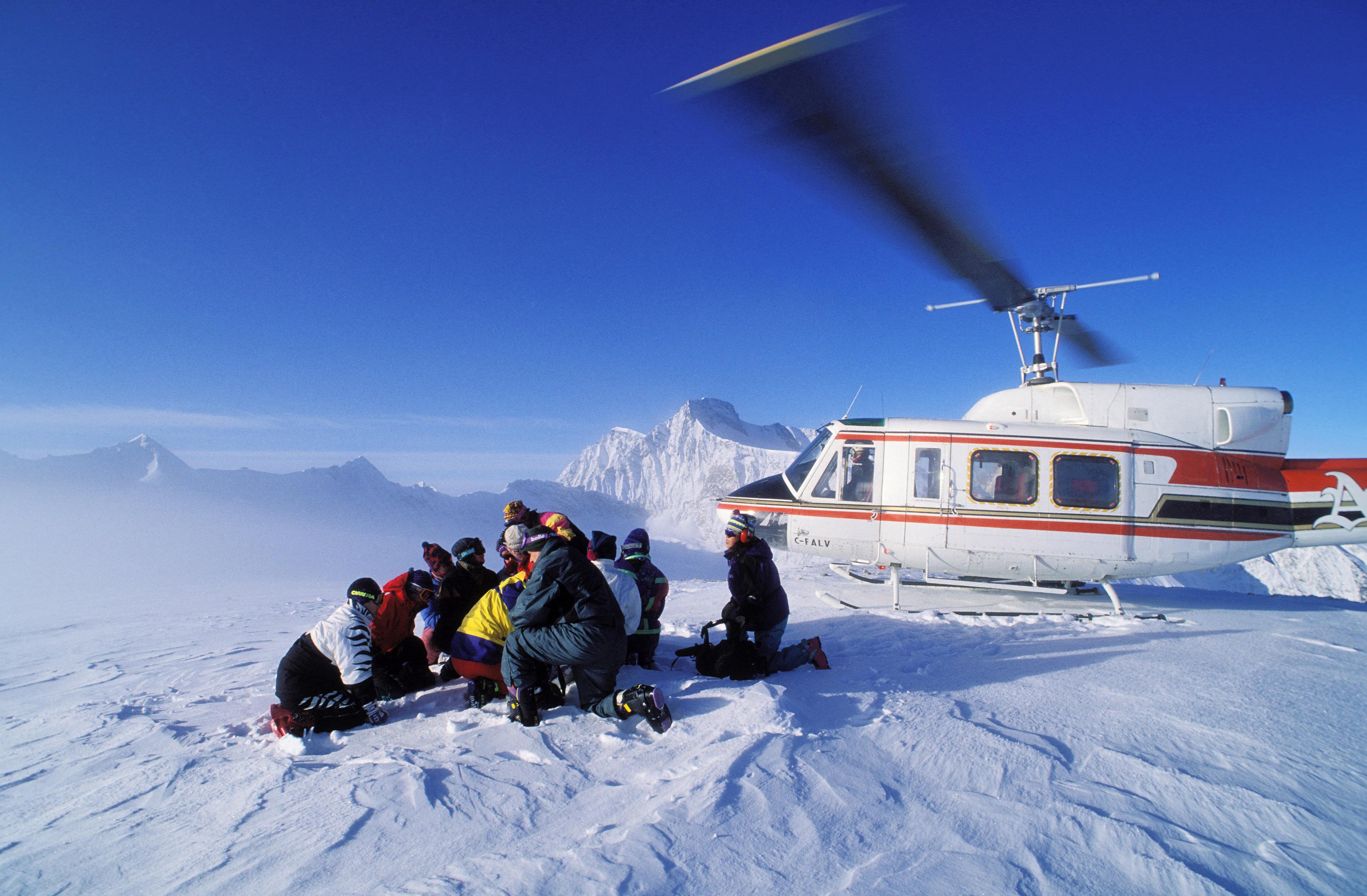 Helikopterbaleset Alaszkában, meghalt Csehország leggazdagabb embere