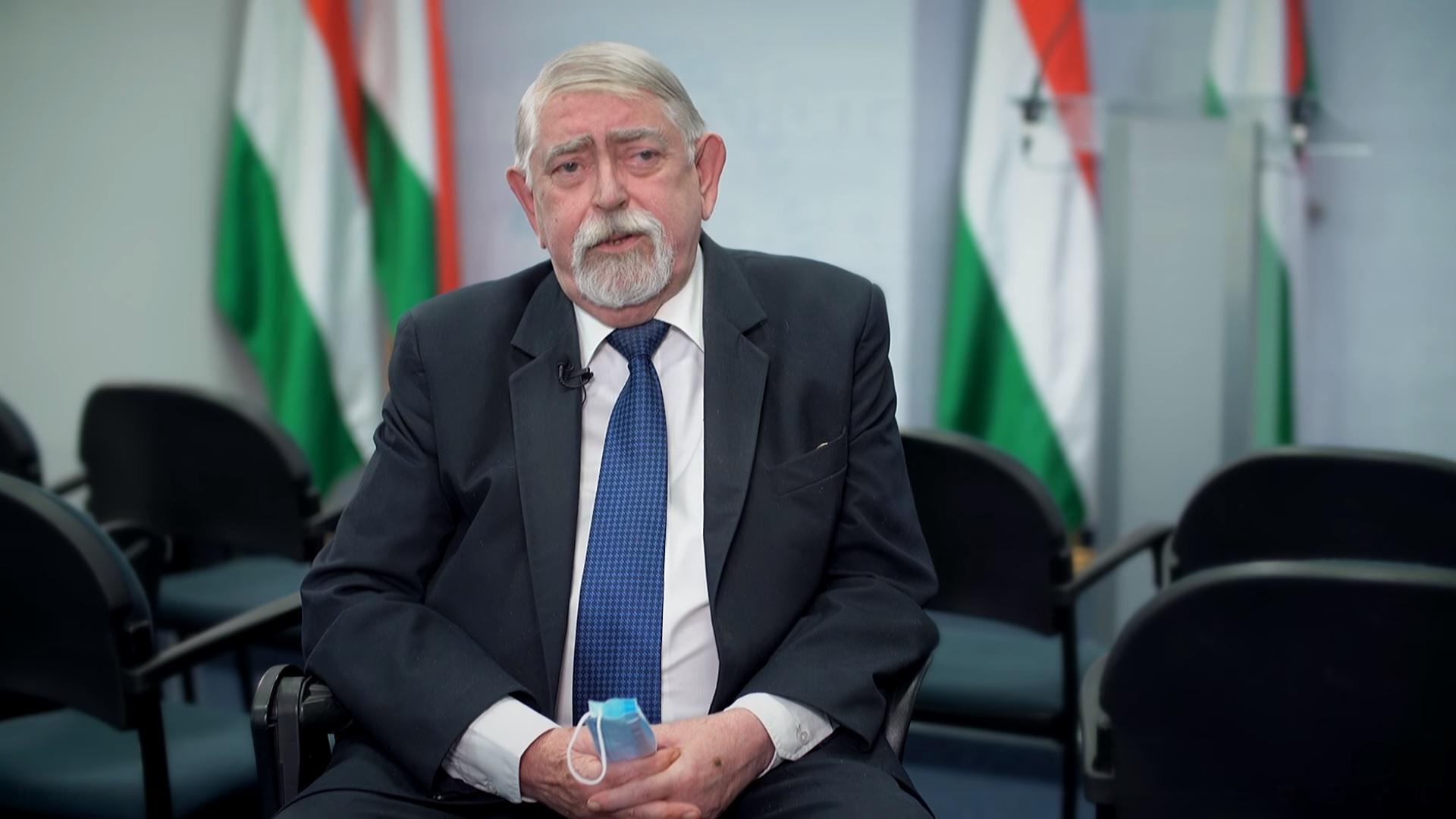 Kásler szerint az oltási program nemzeti egységbe forrasztott minden jóakaratú magyar embert