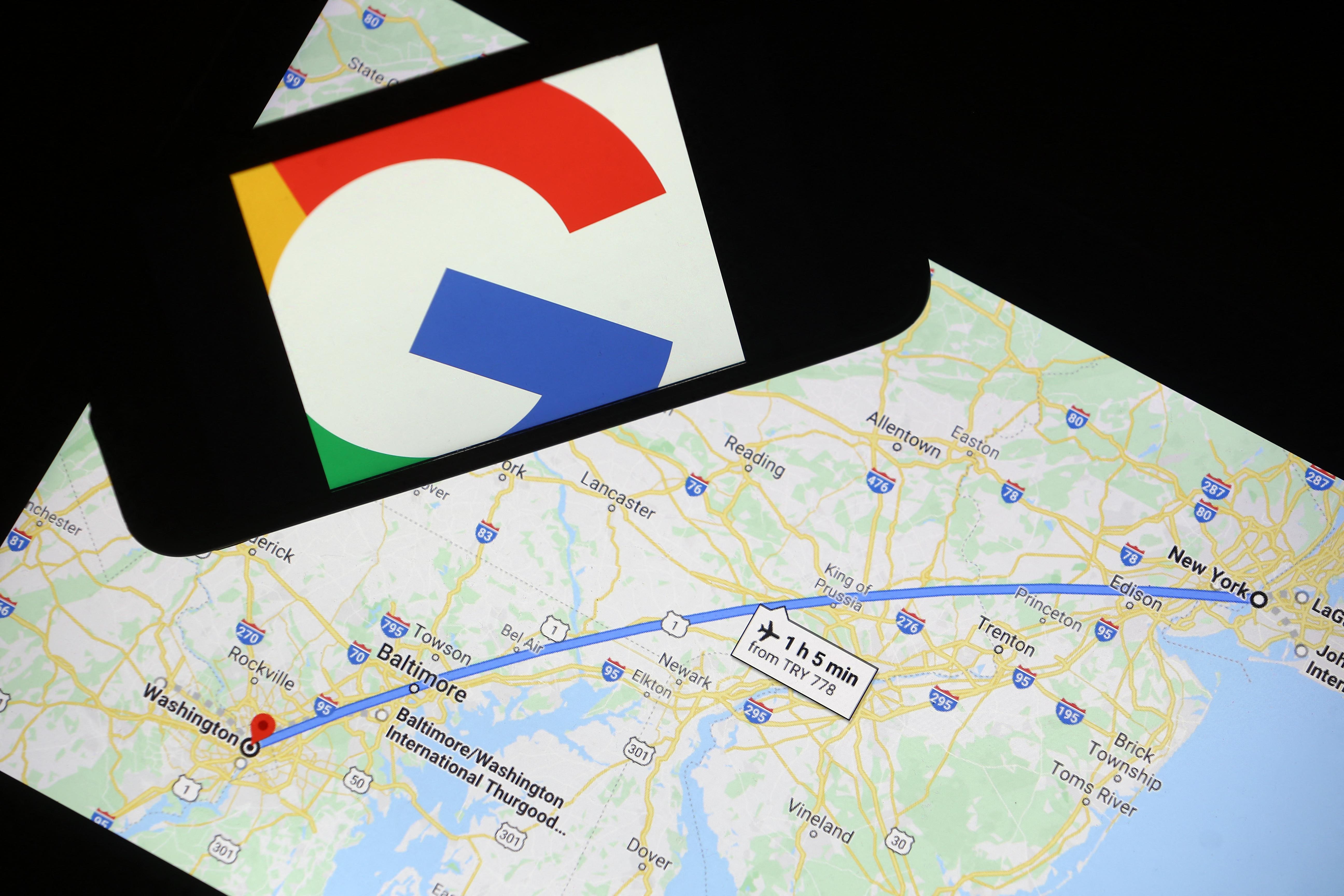 A Google Maps hamarosan alapból a legkevesebb kibocsátással járó útvonalat fogja mutatni az autósoknak