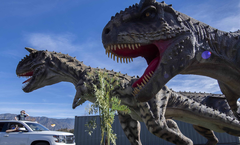 Egy Tyrannosaurus rexhez hasonló, de eddig ismeretlen dinoszaurusz koponyáját találták meg Argentínában