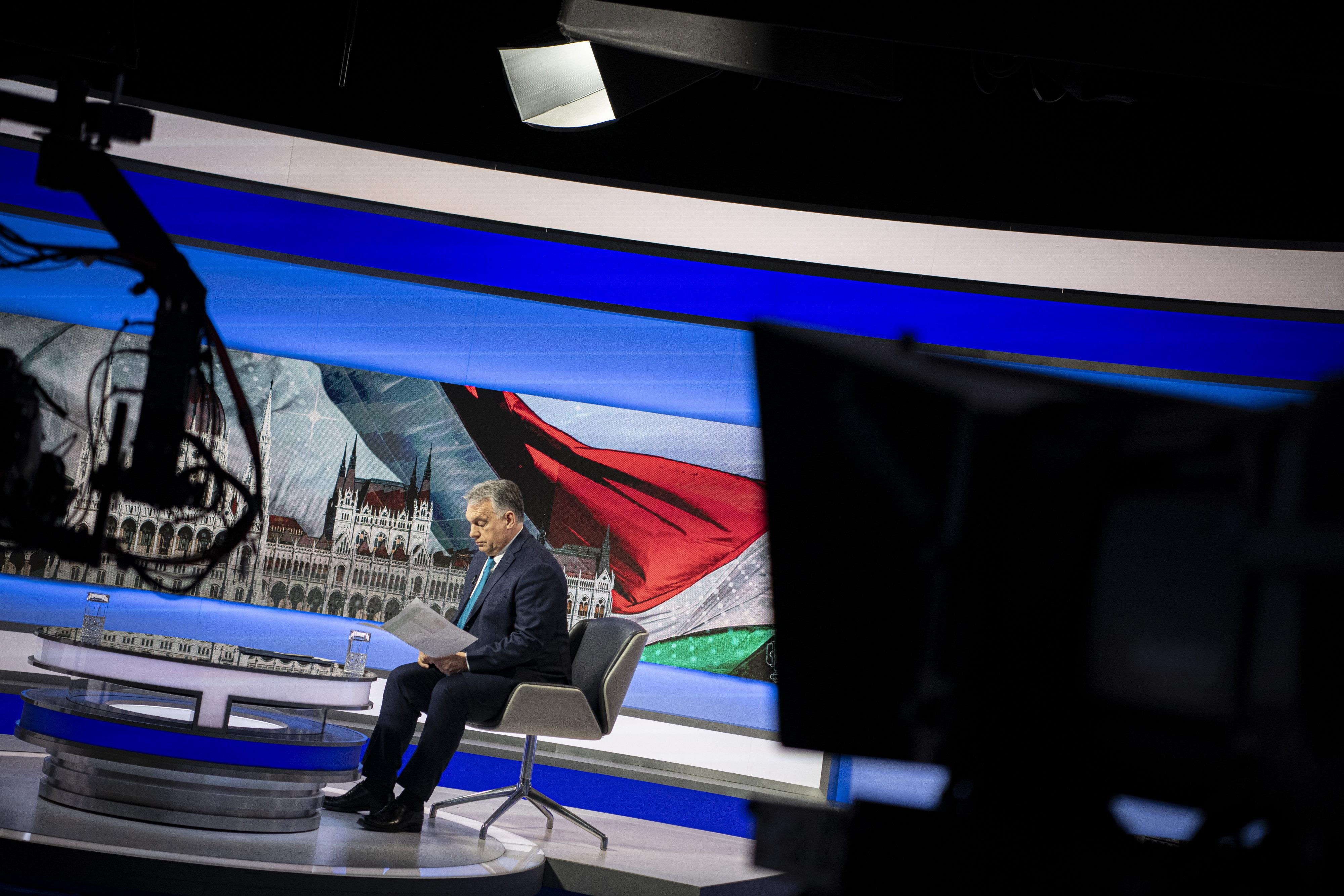 Orbán szerint erkölcsi törvény jelölte ki a 2,5 millió oltásos határt