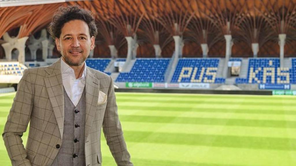 Istenes László lett a felcsúti fociklub kommunikációs igazgatója