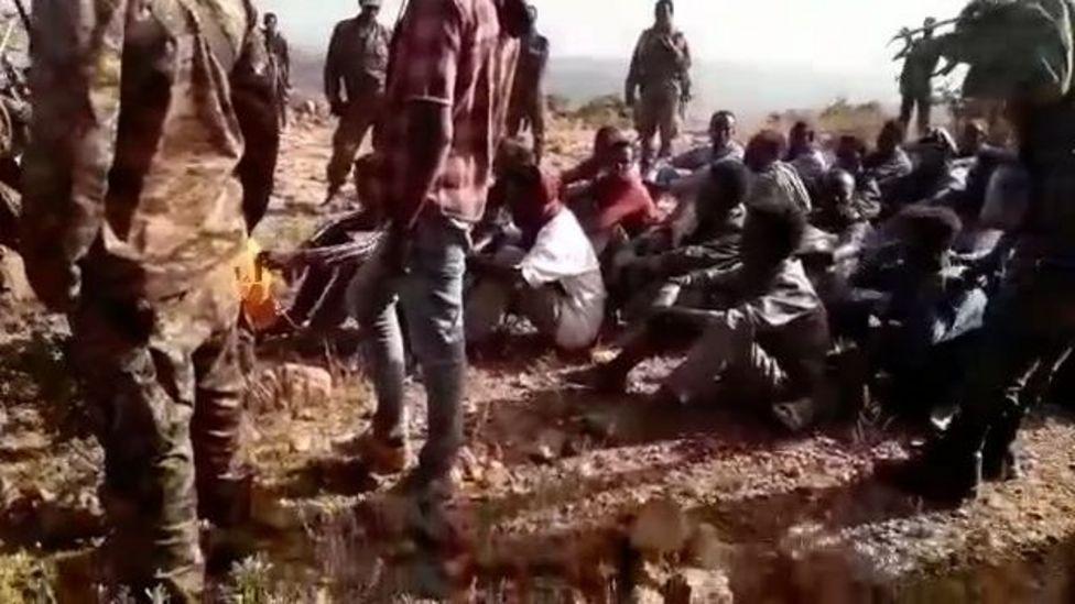 Az etióp hadsereg tagjai követhettek el egy tömeggyilkosságot Tigrében