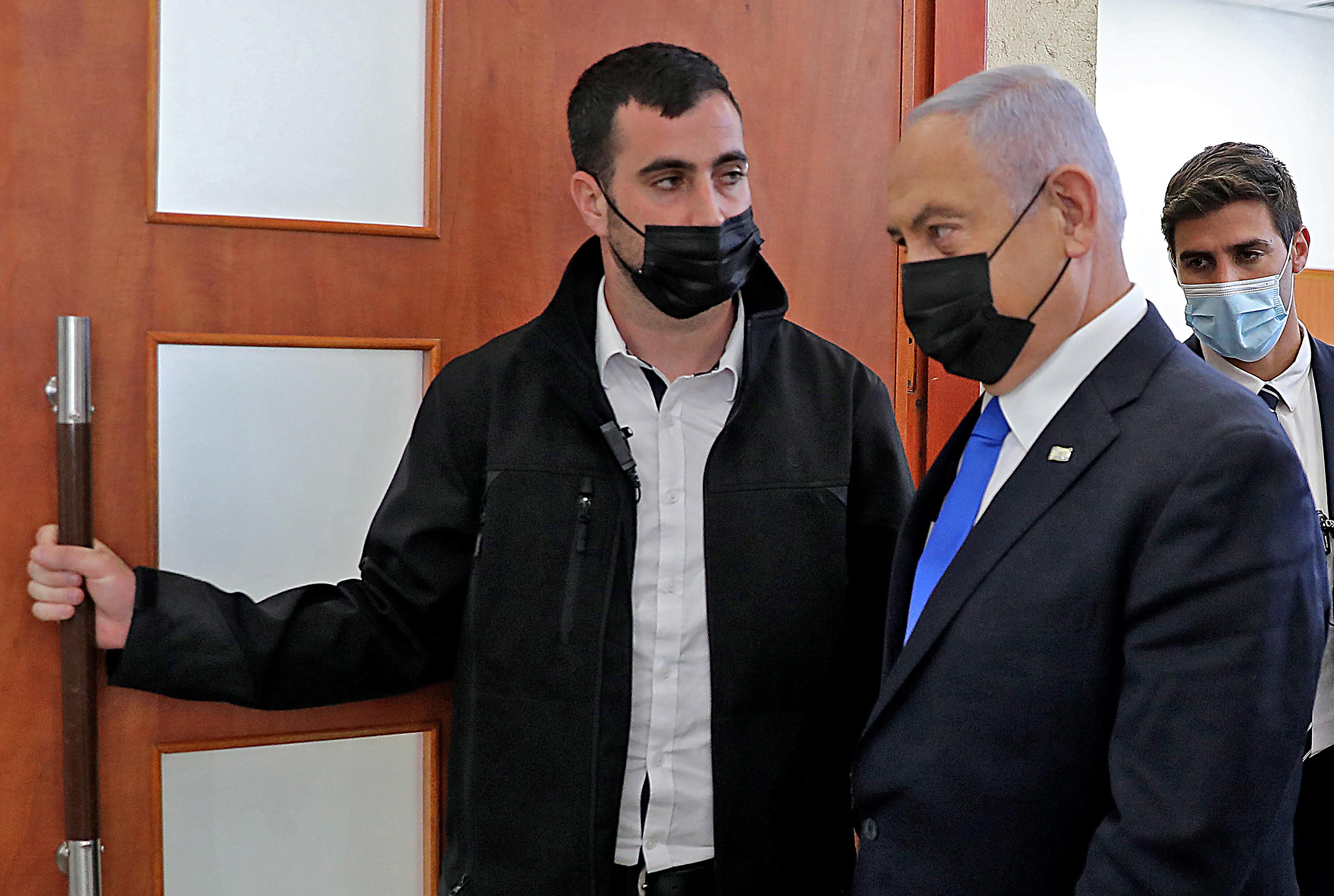 Megkezdődött a bizonyítási eljárás Benjamin Netanjahu korrupciós perében