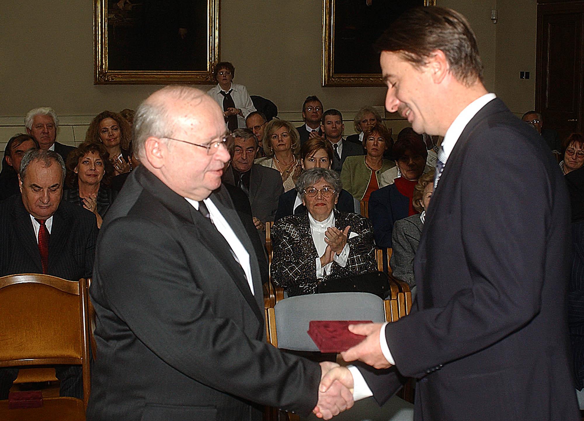 Meghalt Vókó György, az Országos Kriminológiai Intézet igazgatója