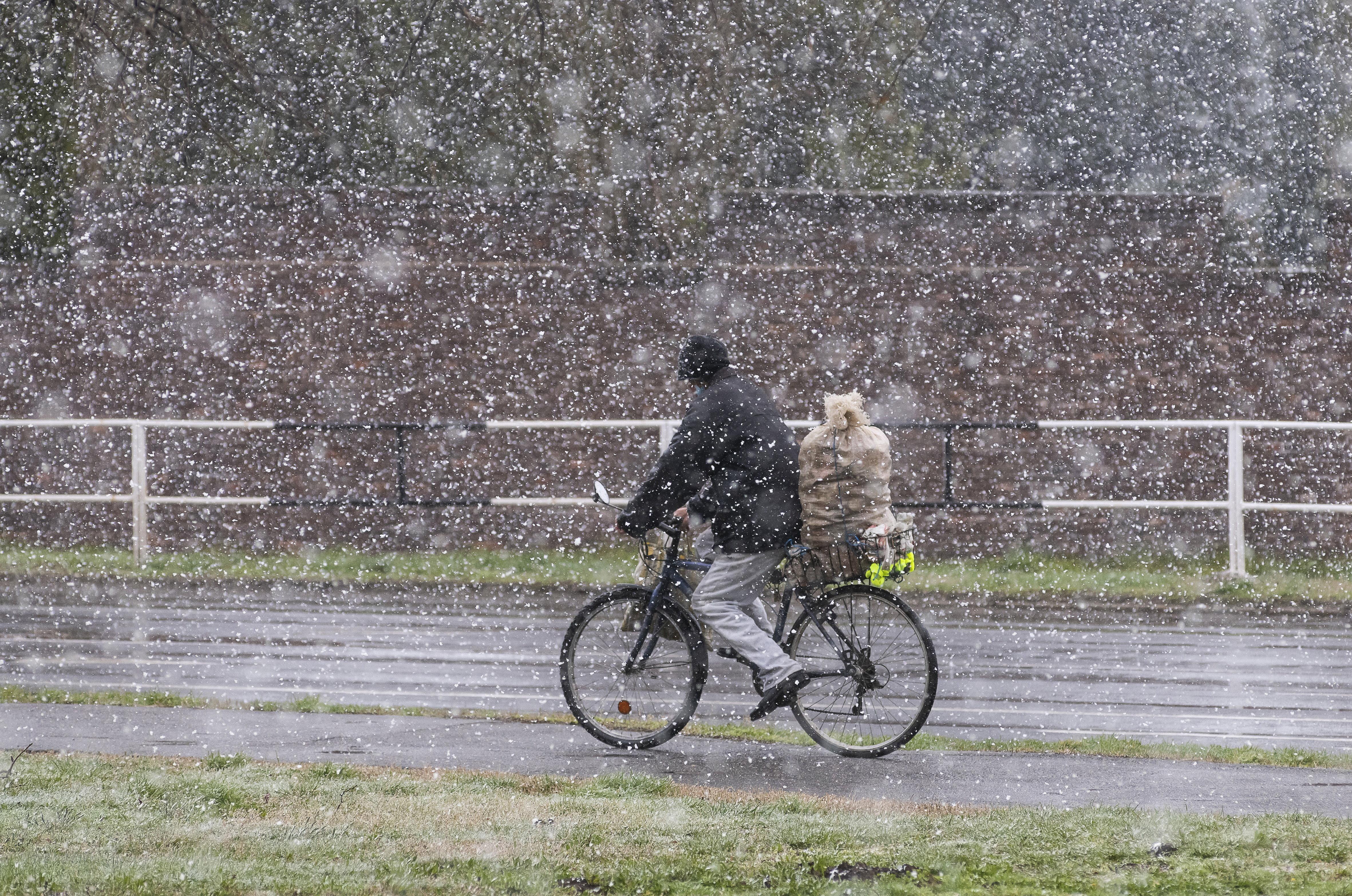 2003 óta nem volt ilyen hideg az április Európában