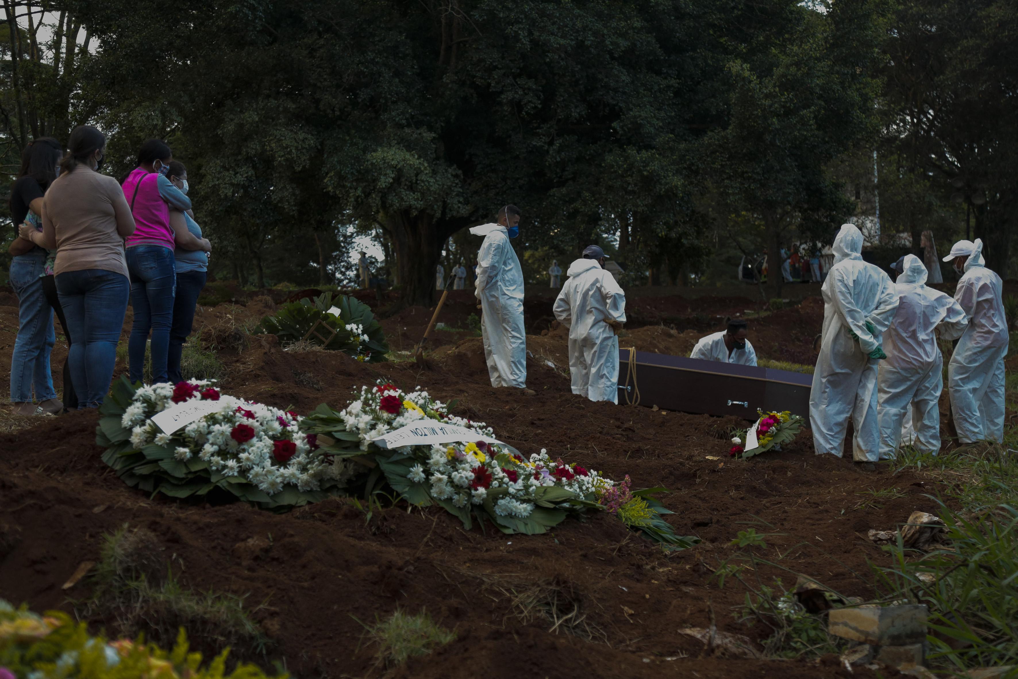 Először volt több mint 4000 áldozata a járványnak Brazíliában