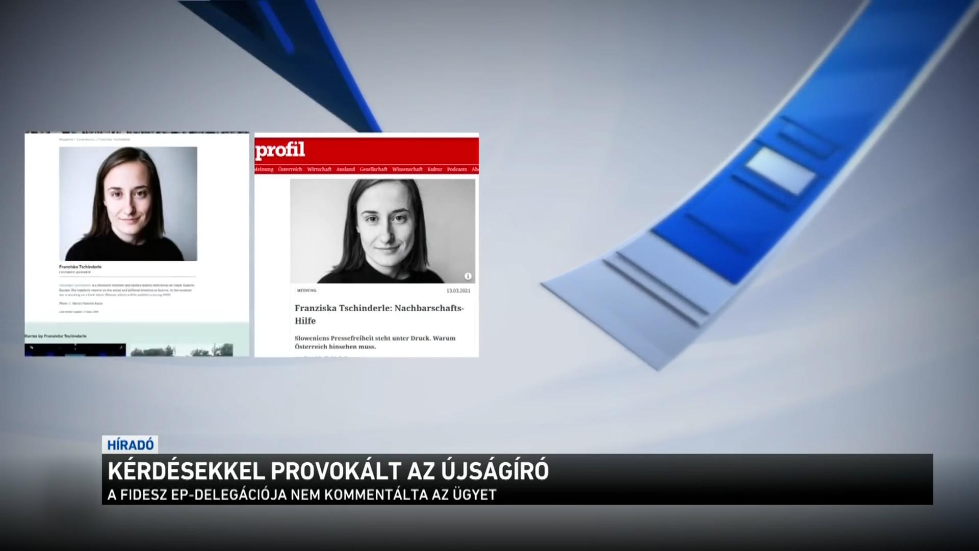 """""""Ez nem rólunk, hanem a magyar kollégákról szól"""" - mondja a magyar közmédiában kérdezéssel vádolt osztrák újságíró"""