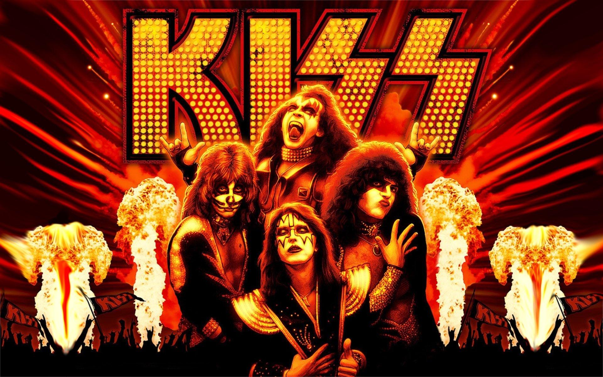 40 éve a rendőrök betiltottak egy Kiss-posztert
