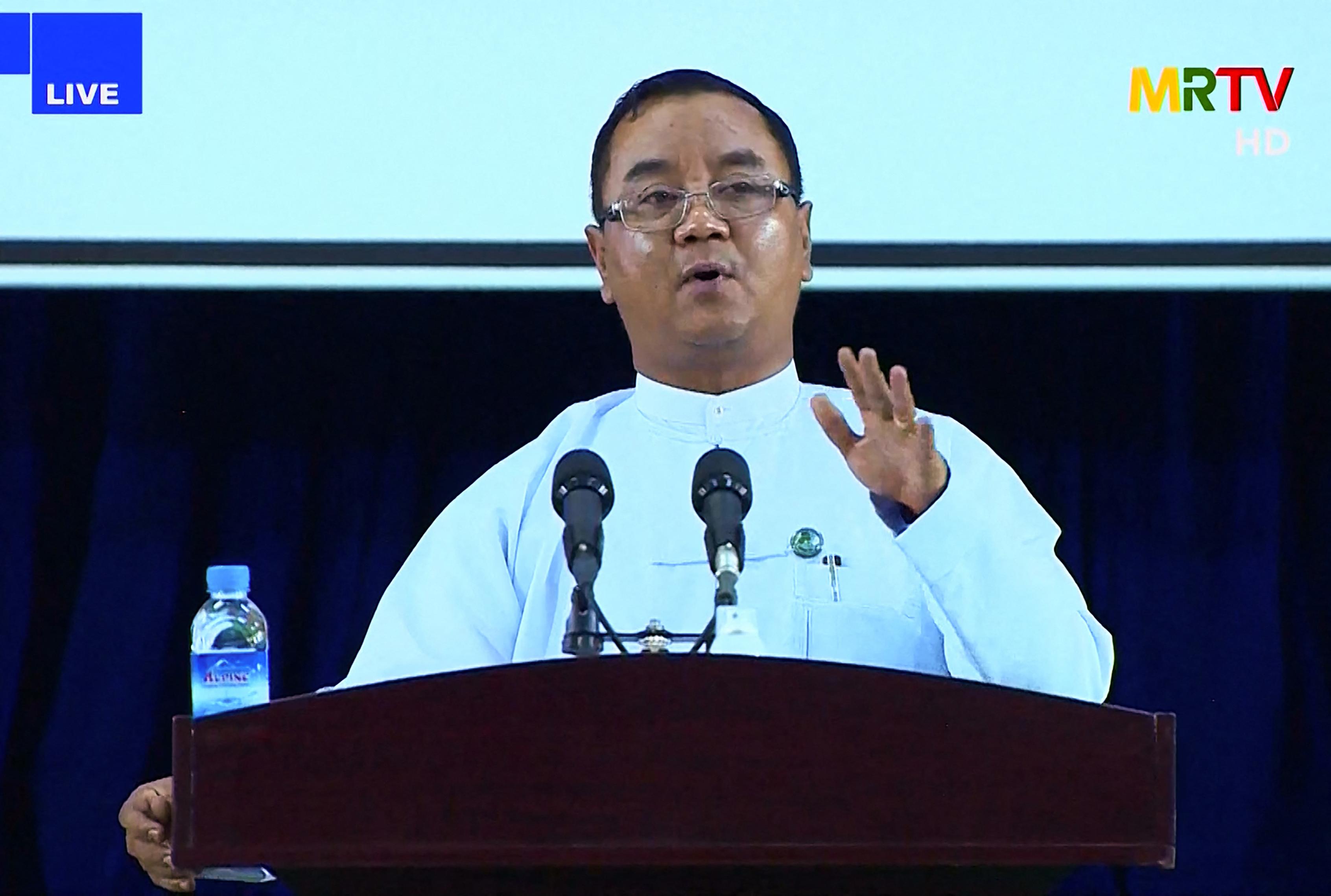 A mianmari hadsereg tagadja, hogy gyerekeket lőne agyon