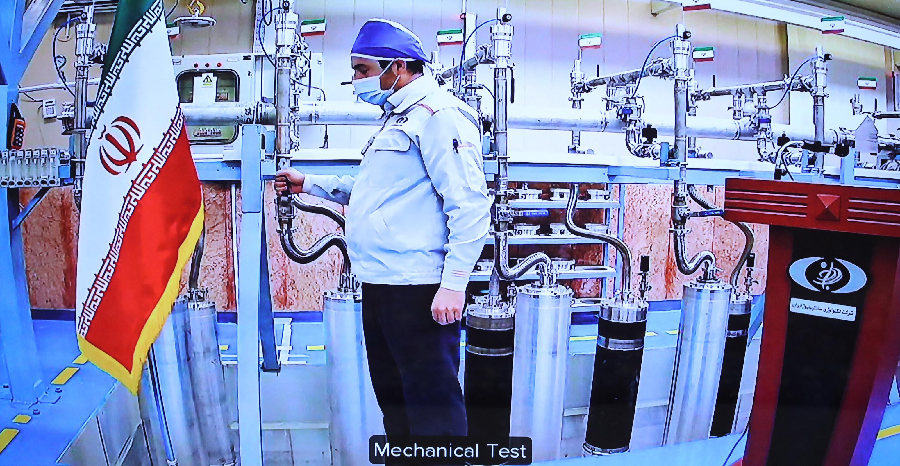 Lejárt az iráni atomlétesítmények ellenőrzését lehetővé tevő ideiglenes egyezmény