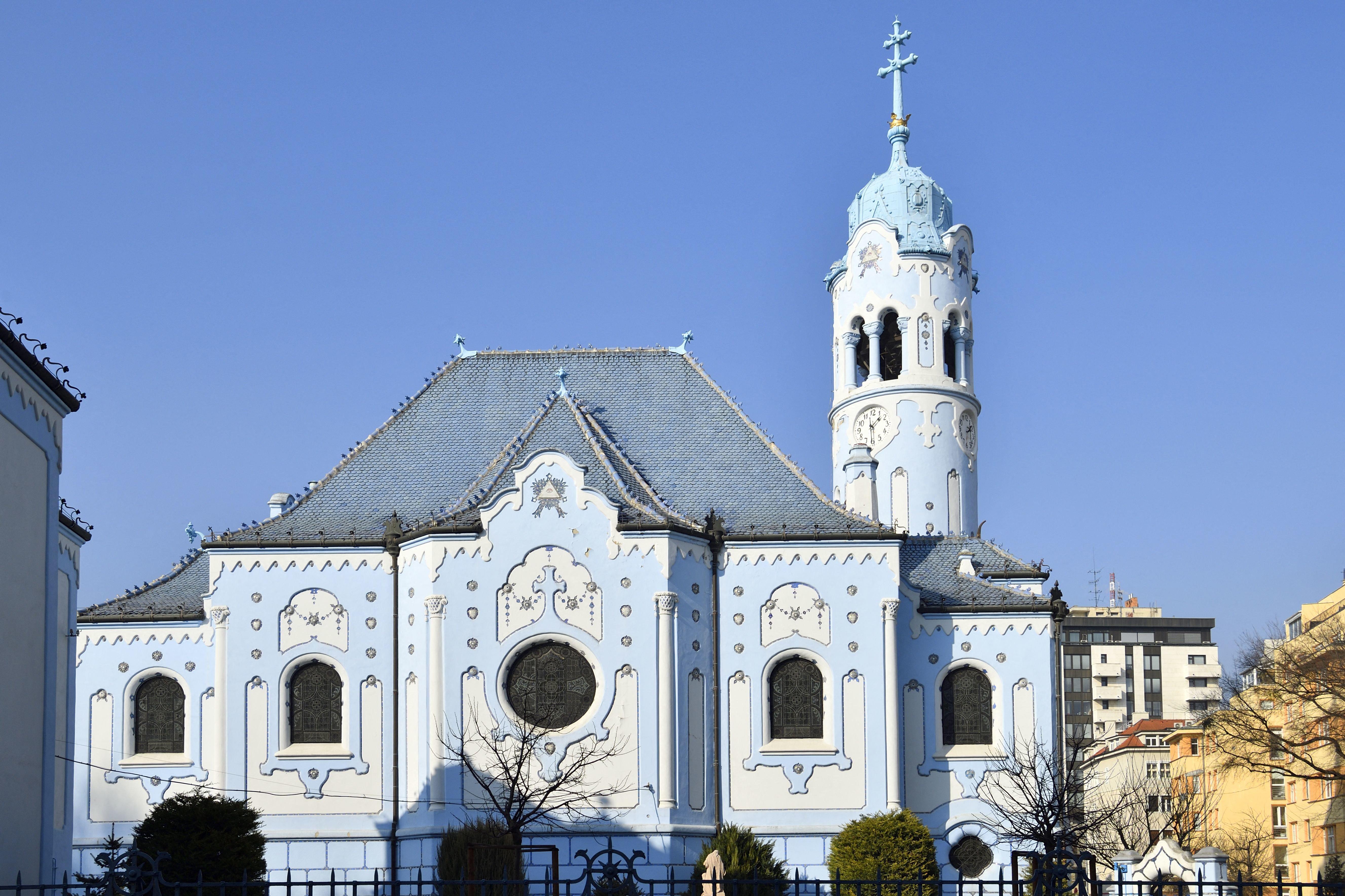 Tíz percen át szólnak a harangok a járvány áldozataiért Szlovákiában