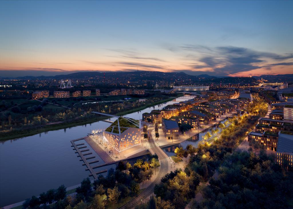 100 éve nem volt olyan városfejlesztés, mint amibe Orbán bedobta a kínai egyetemet