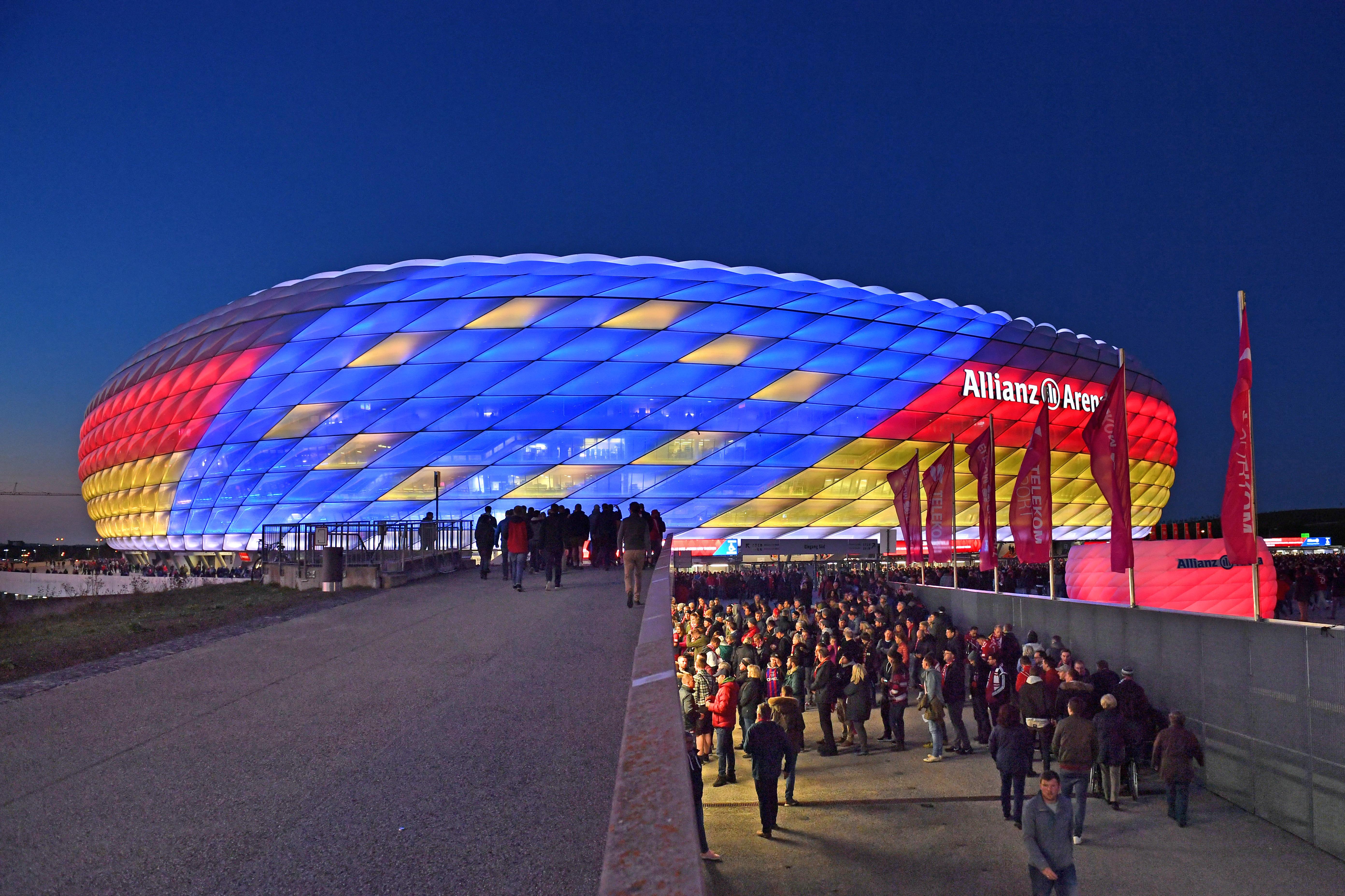 München csak 20 százalékos kihasználtságot ígér a foci-Eb-re