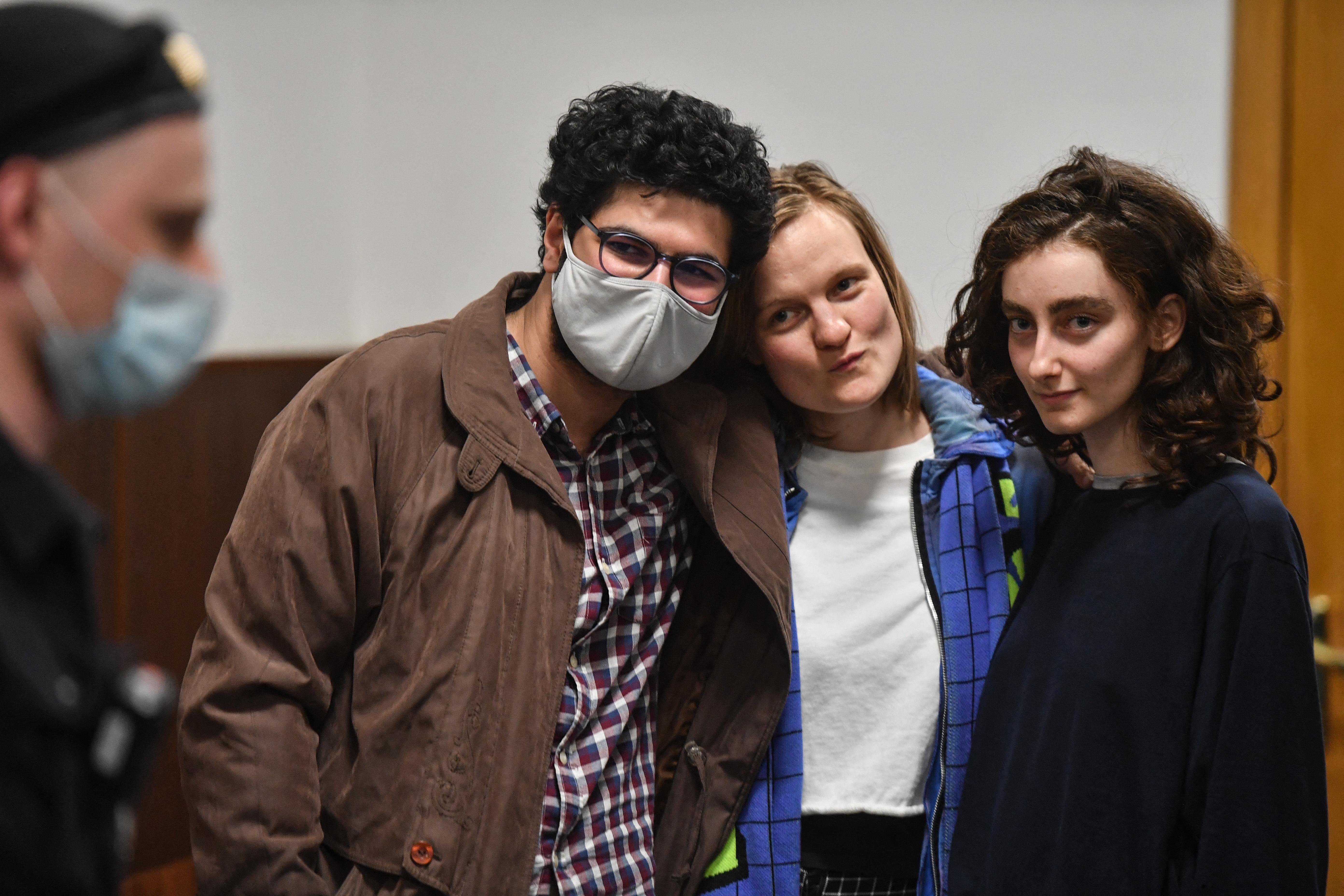 Diákújságírókat csuktak le Moszkvában