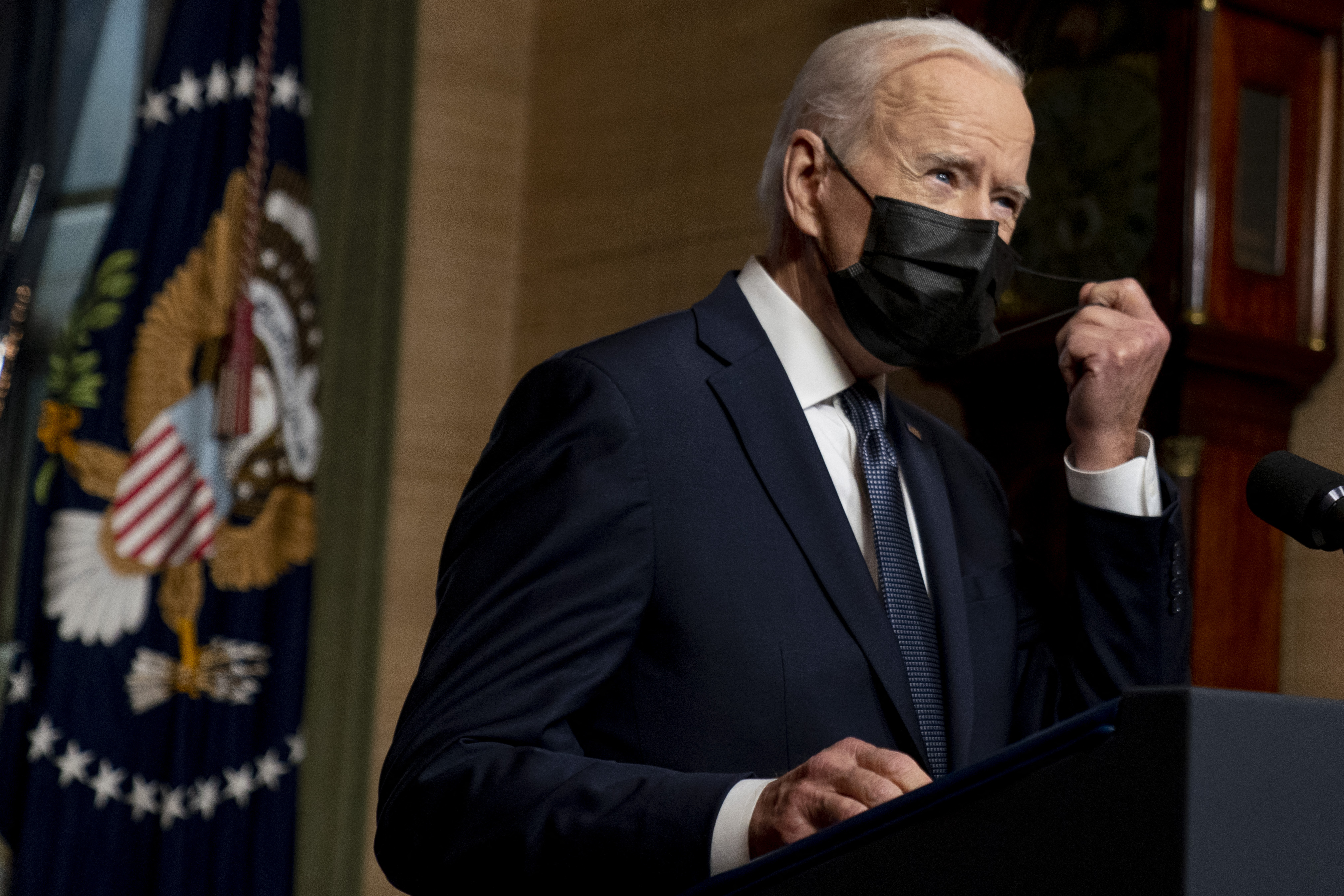 Szankciókat vethet ki Biden kormánya Oroszországra