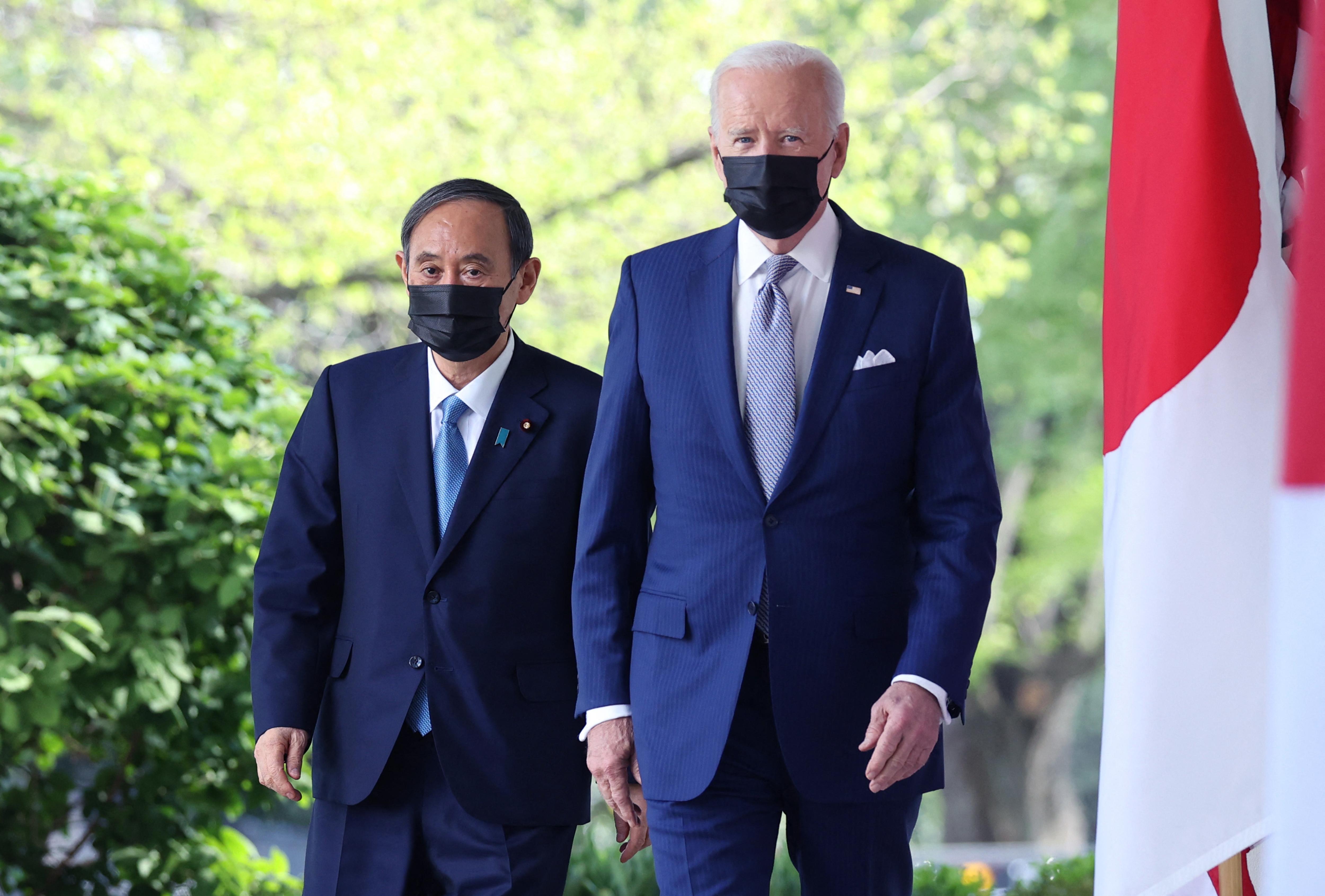 """Az USA és Japán Kínának üzenve állt ki a Tajvani-szoros """"békéje és stabilitása"""" mellett"""