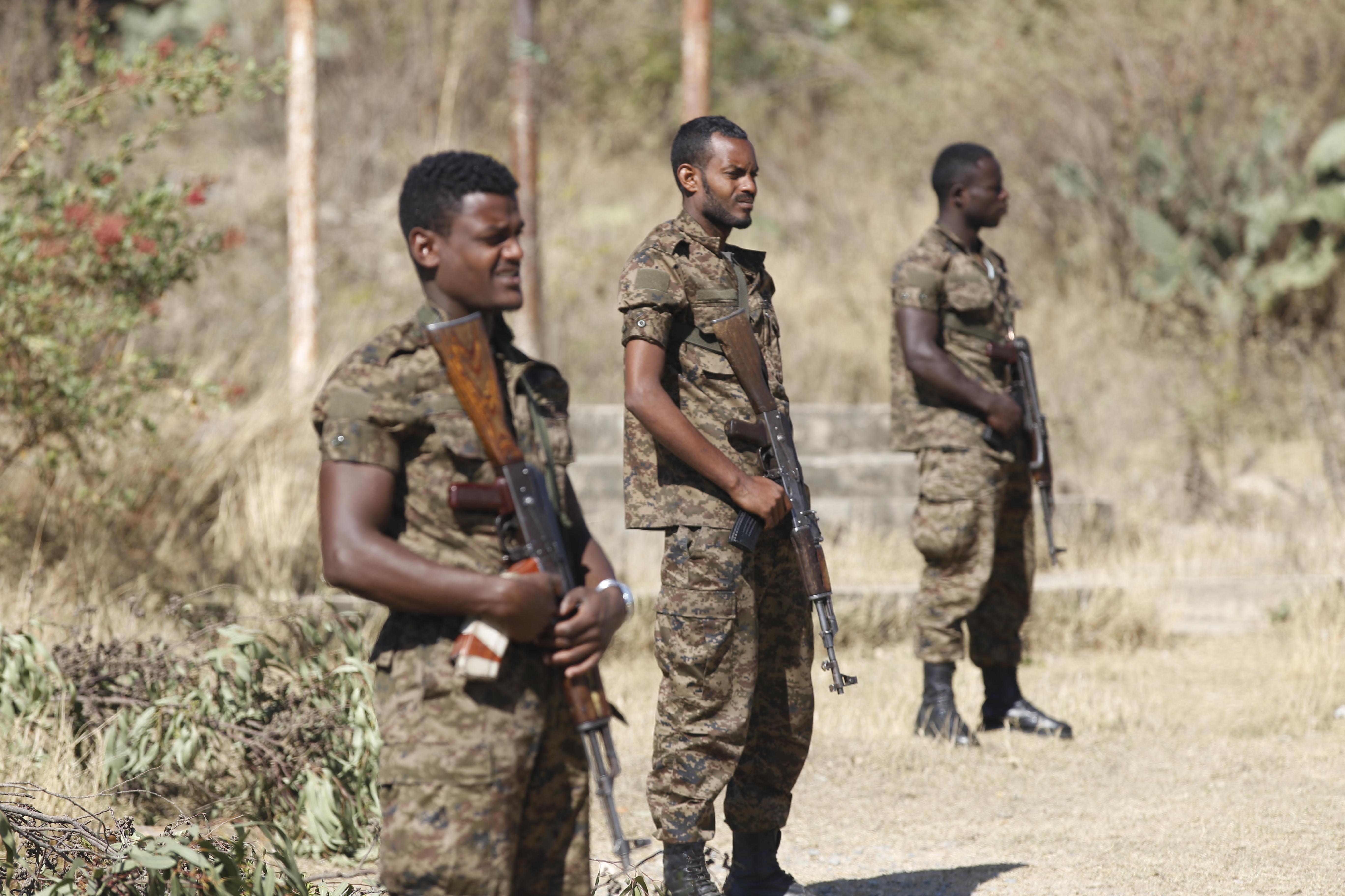 Az etióp kormányfő felszólította az állampolgárokat, hogy csatlakozzanak a fegyveres erőkhöz