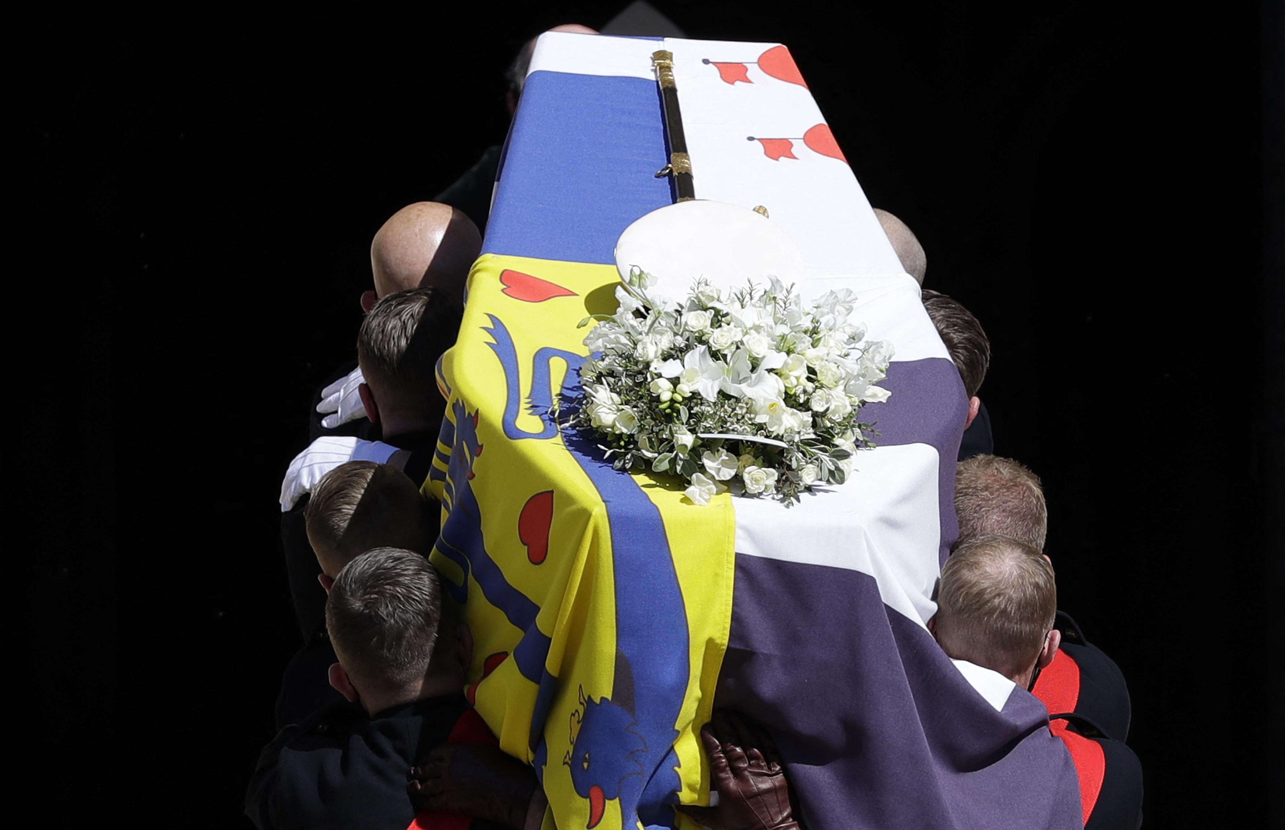 Eltemették Fülöp herceget