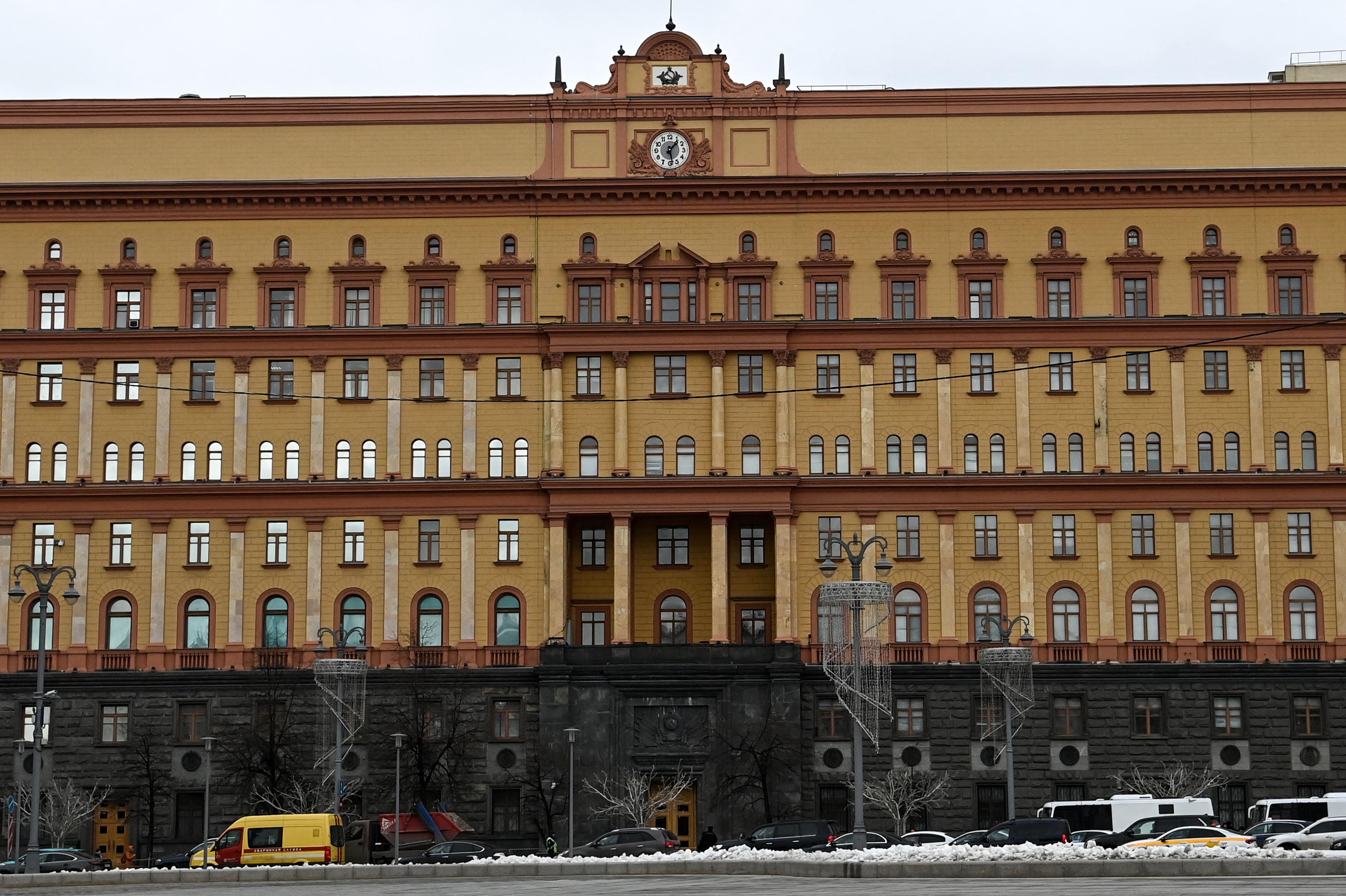 Kémkedéssel gyanúsítja az FSZB a szentpétervári ukrán konzult