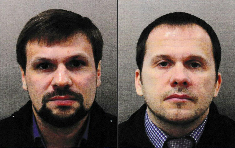 A cseh rendőrség két orosz férfit keres, akiknek a neve azonos a Szkripal-mérgezés gyanúsítottjaival